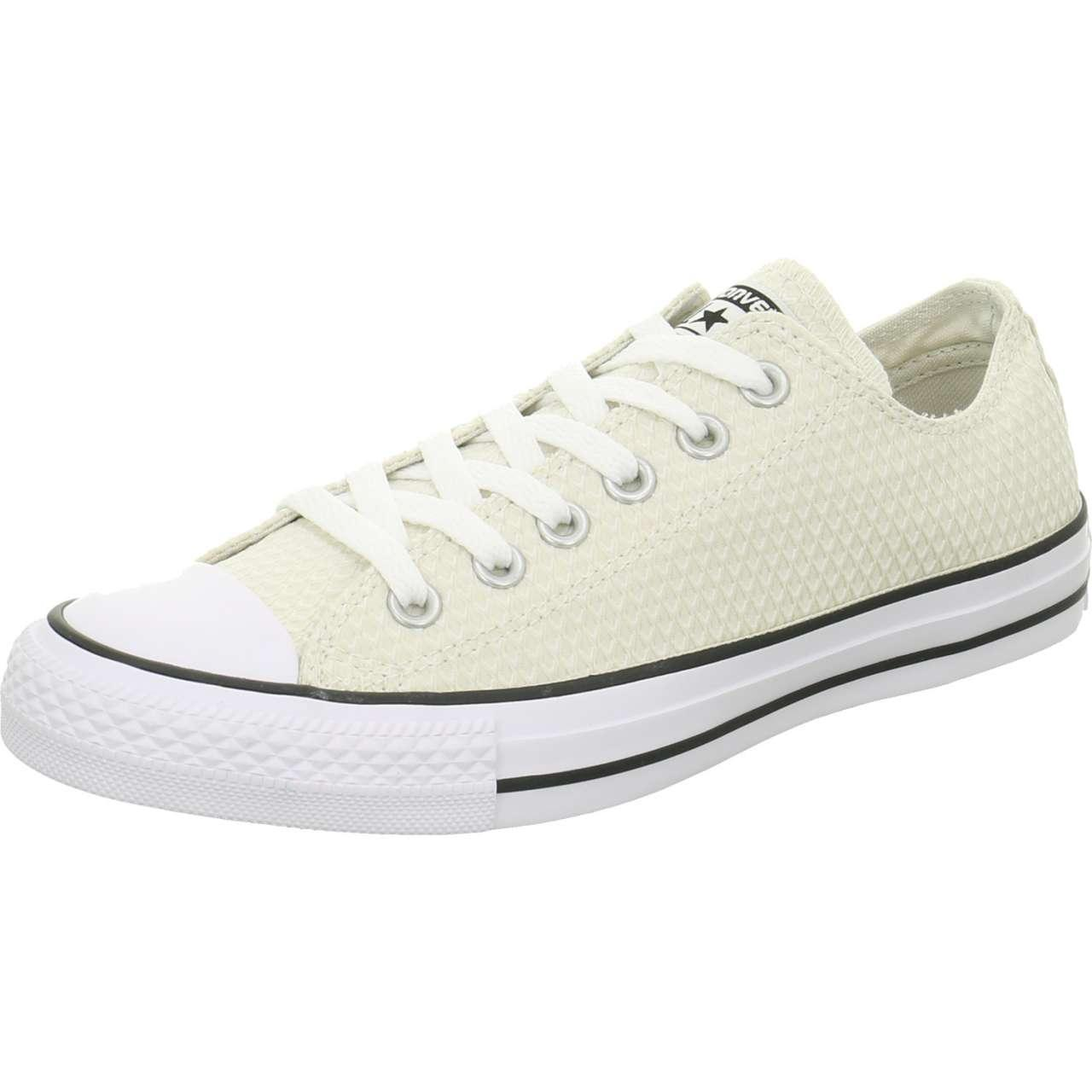 70e1b3a0723 Converse Wo Trainers Grey Buff white Snake Woven in White - Lyst