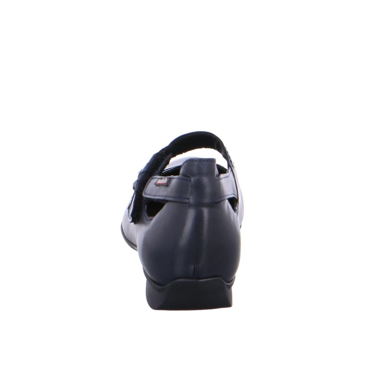 2dd1fa6d97a Mobils By Mephisto - Wo Ballerina Shoes Blue Navy - Lyst. View fullscreen