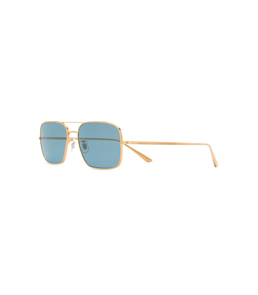 93f72ce3ff0 Oliver Peoples - Blue Victory La Sunglasses - Lyst. View fullscreen