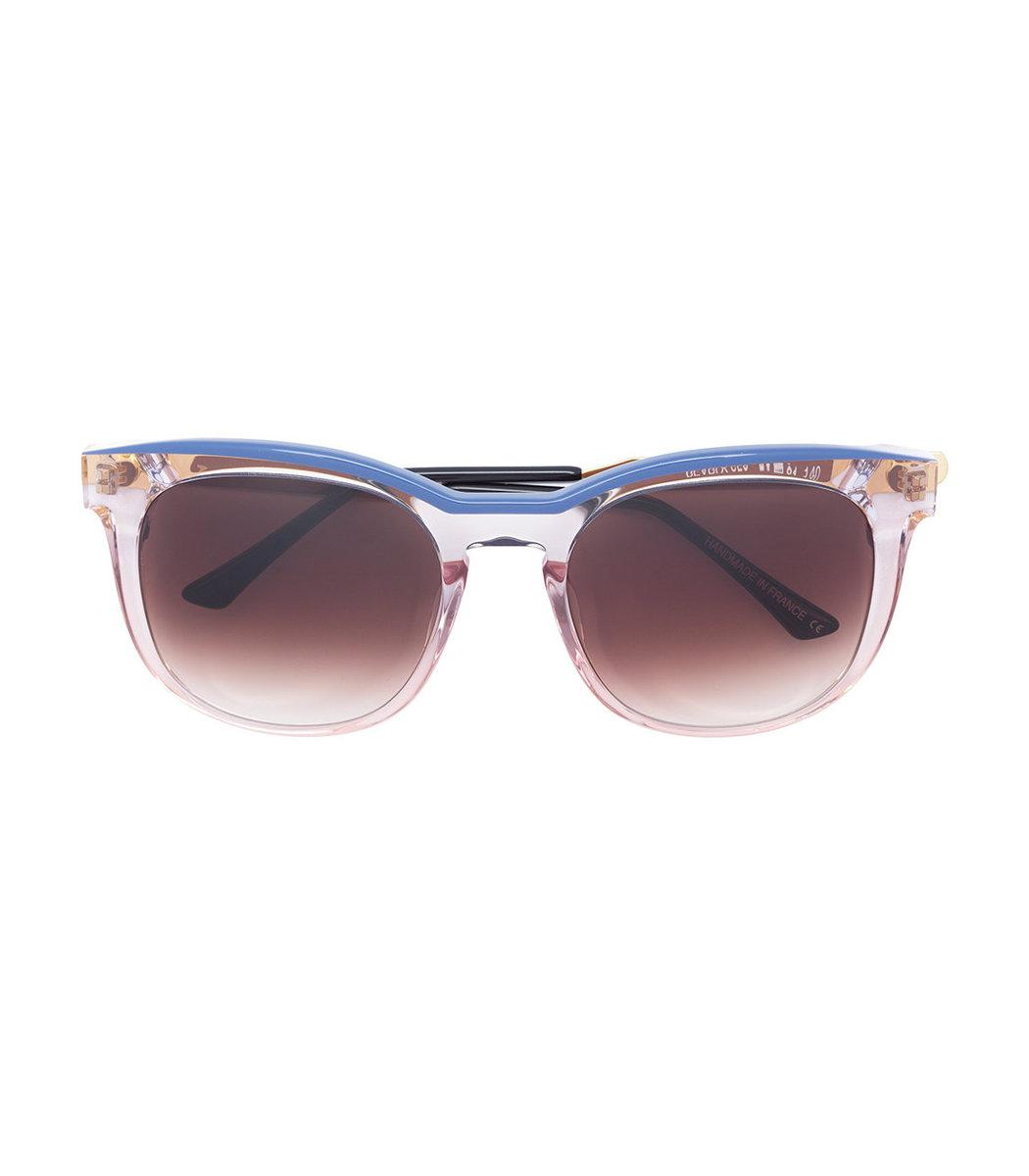 5da43950cd Lyst - Thierry Lasry Blue pink Pearly 650 Sunglasses in Pink