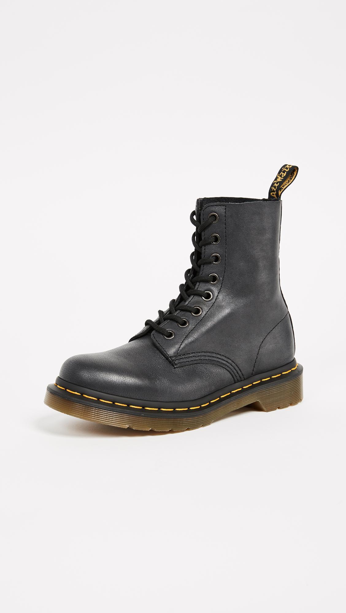 Emilio Pucci Black Patent 1460 Boots 9t2LmCt