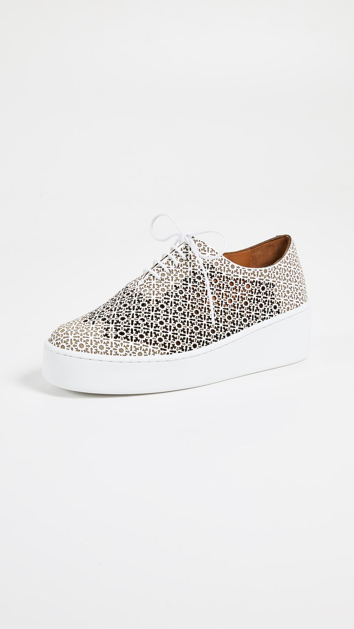 Inexpensive cheap manchester great sale Robert Clergerie Clergerie Paris Laser Cut Leather Oxfords from china online visit tVDnND2QkV