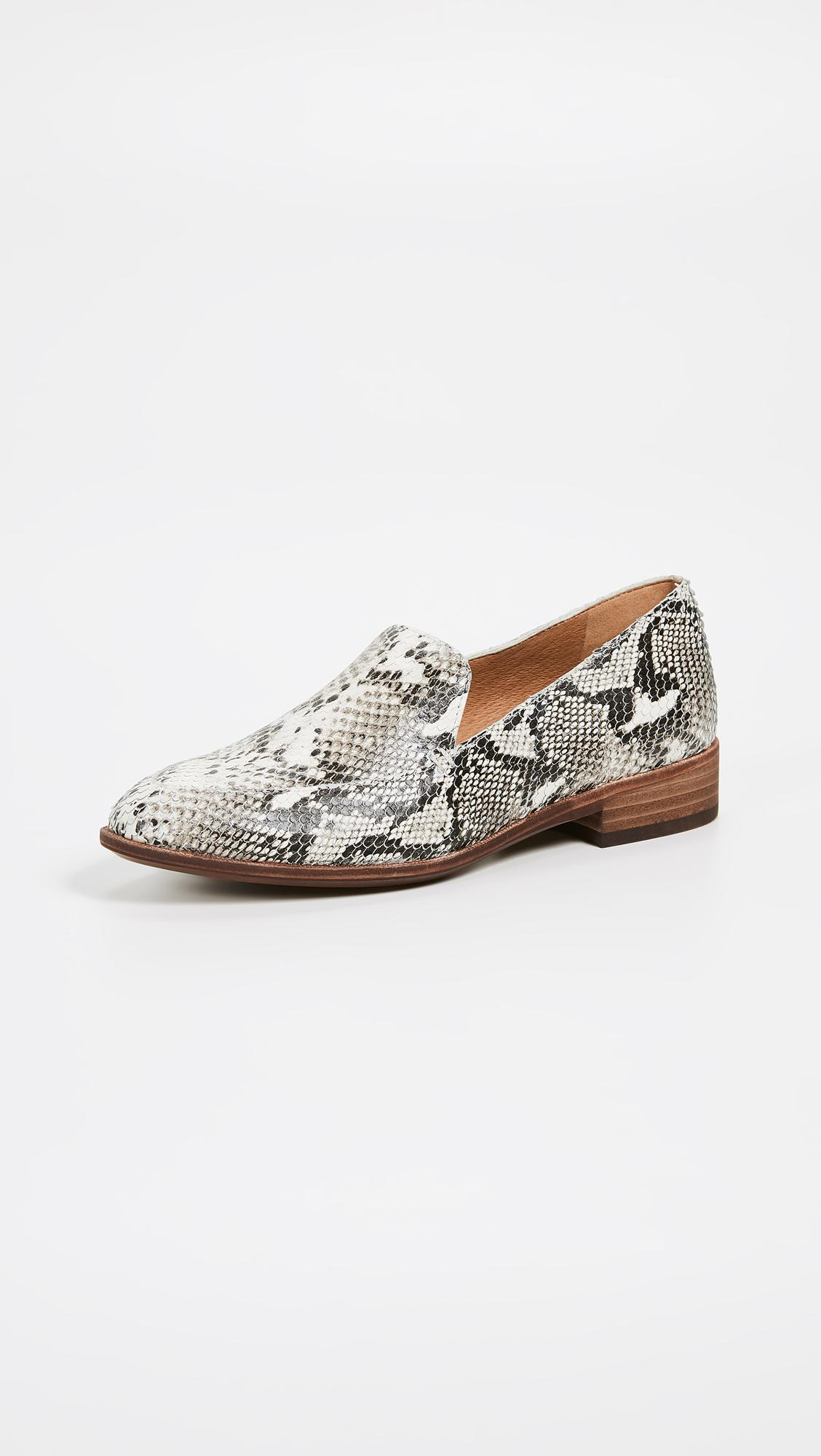 f49ff56222b Lyst - Madewell The Frances Loafers - Save 20%