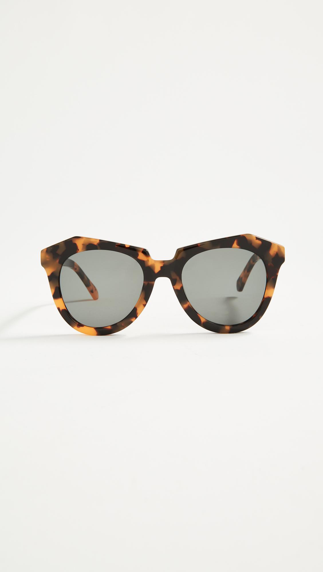 4578ef6bae1d Karen Walker The Number One Sunglasses - Save 12% - Lyst