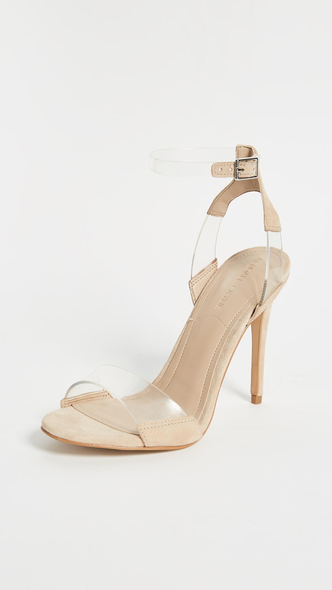 Kendall & Kylie Enya Stiletto-Heeled Ankle Strap Sandal (Women's) aZ3QuSLxZ3