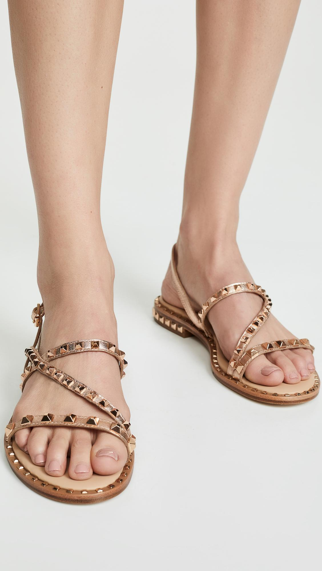 7da88c73a3cf Ash - Multicolor Peace Sandals - Lyst. View fullscreen