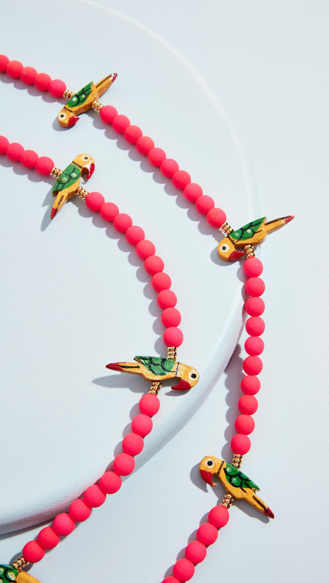 Holst + Lee Birds of Paradise Necklace asWvYD