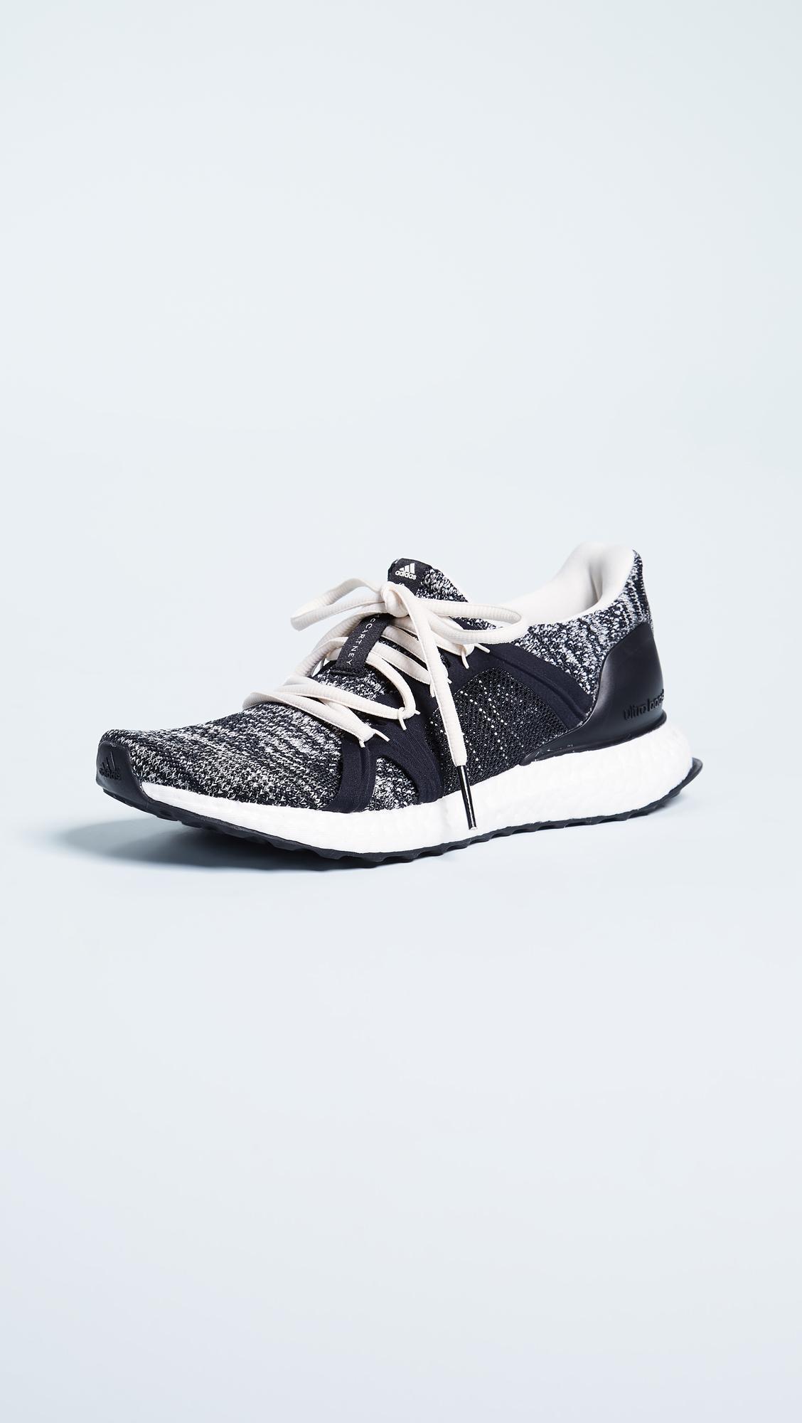 7d99c673a13 adidas By Stella McCartney Ultraboost Parley Sneakers in Black - Lyst