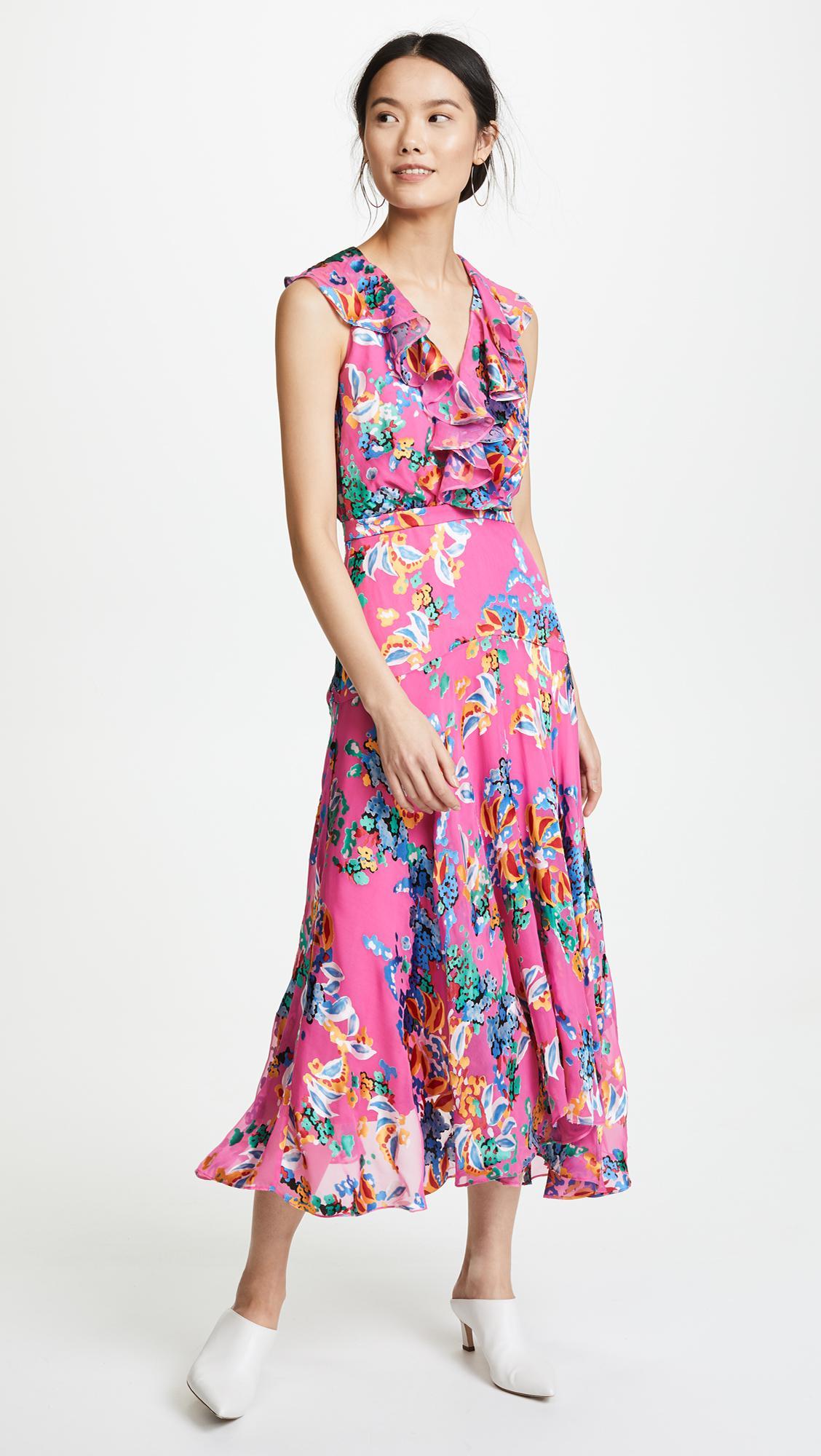 Rita Floral-print Devor OJXXhWC