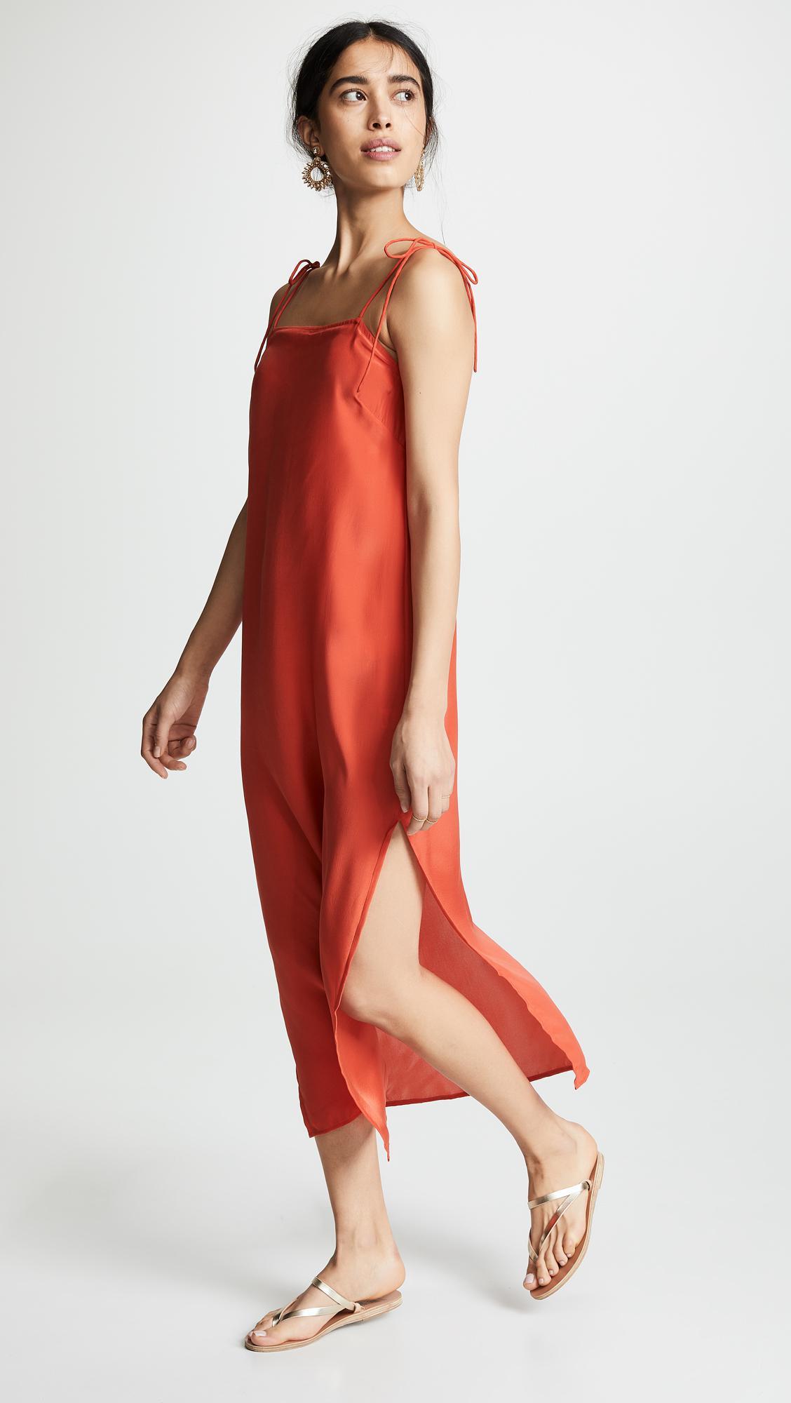 bb8c6cbe91 Mikoh Swimwear Okayama Dress - Save 25% - Lyst