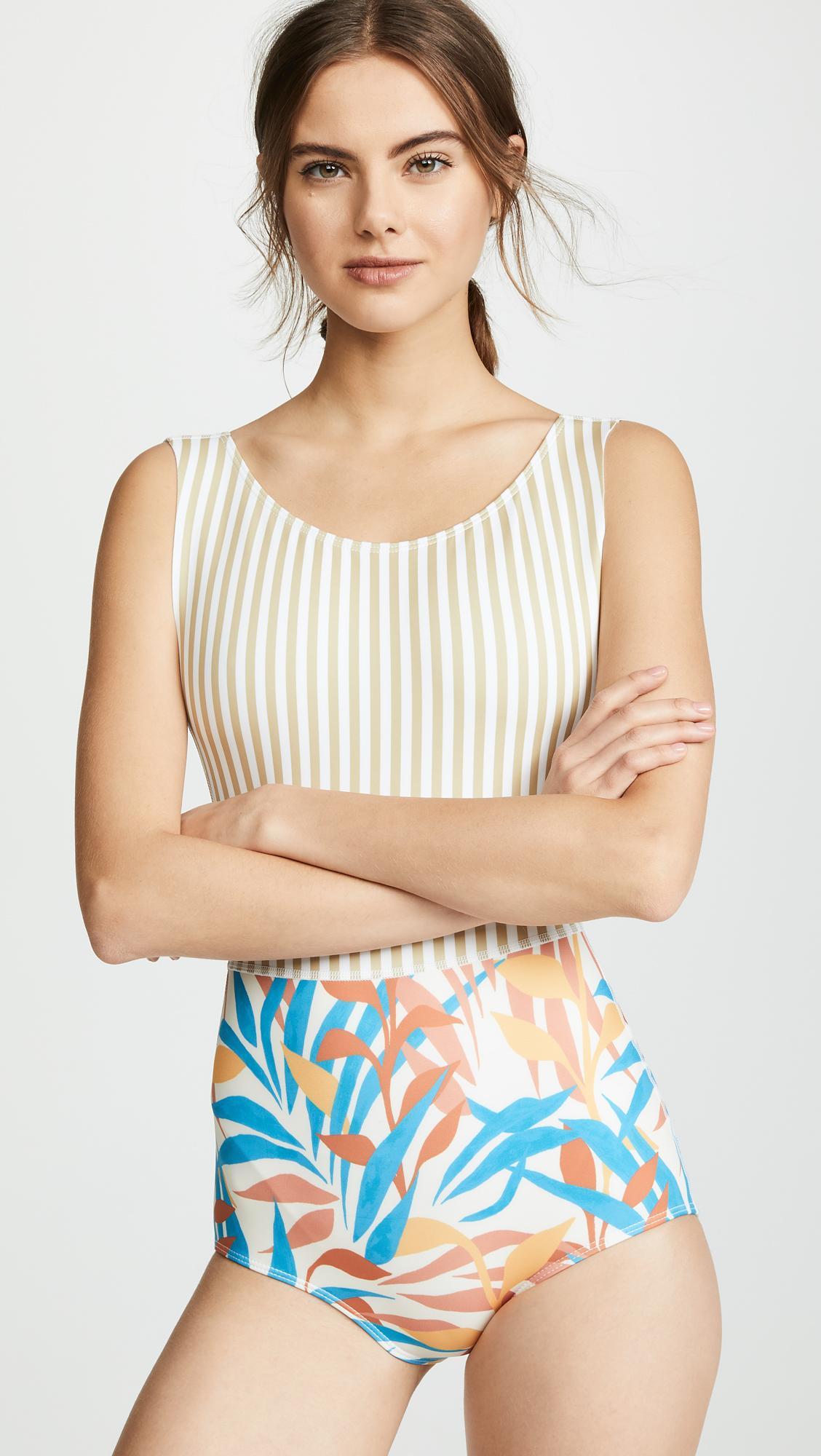 aceee1a5f9e1f7 Seea. Women's Lido One Piece Swimsuit