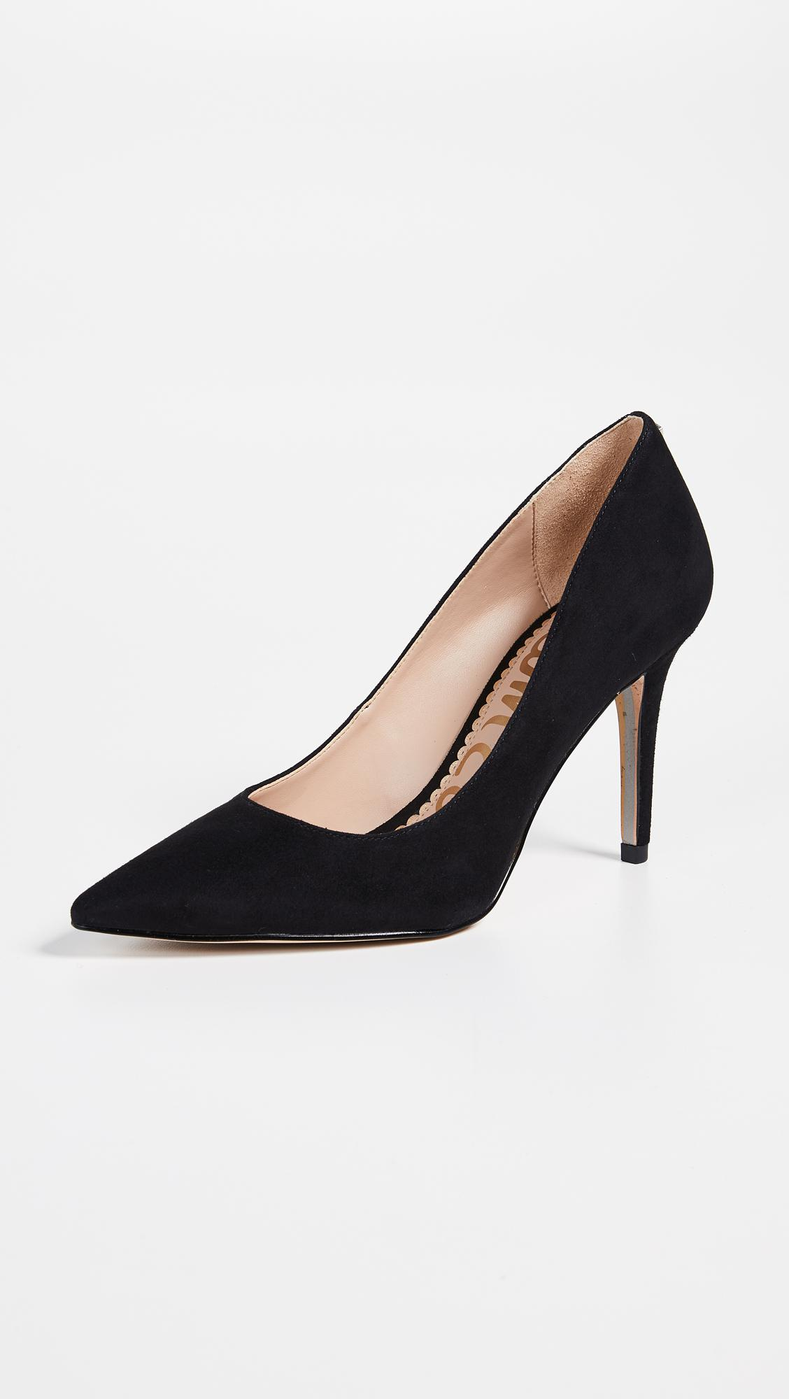 f4885e952030 Lyst - Sam Edelman Margie Pumps in Black