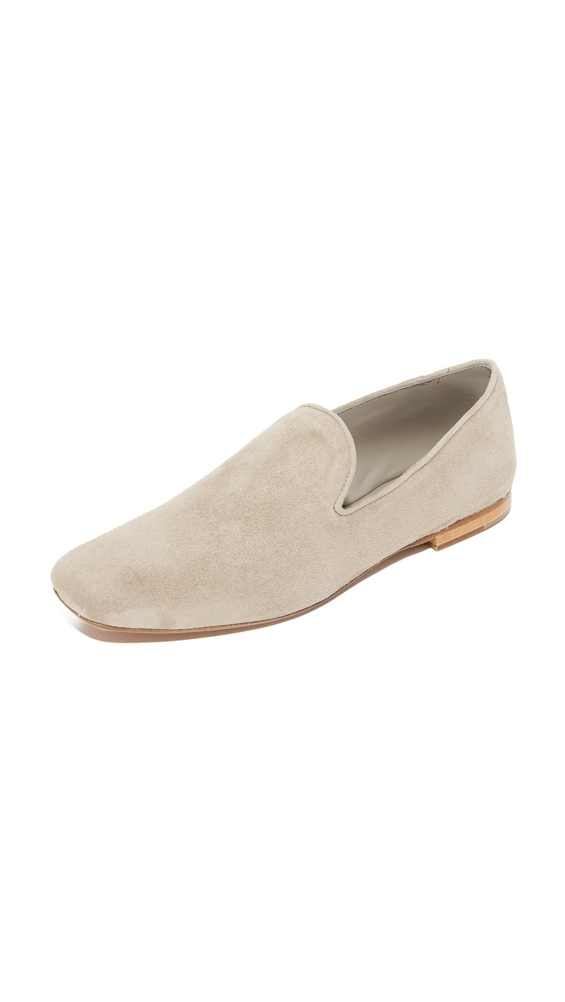 092b0ce7841 Lyst - Vince Bray 2 Loafers in Natural