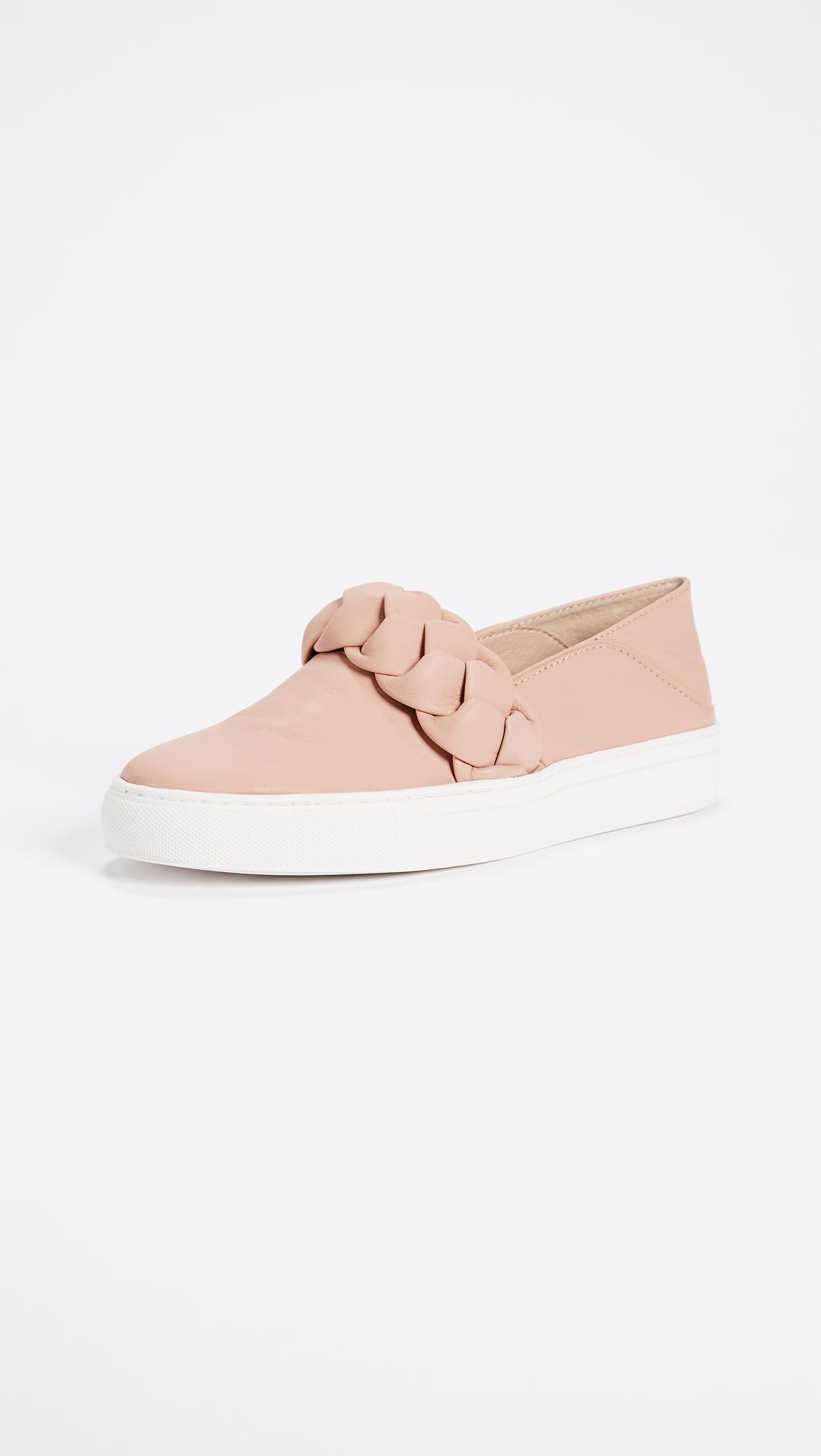 Rachel Zoe Burke Braid Sneaker UyL63li