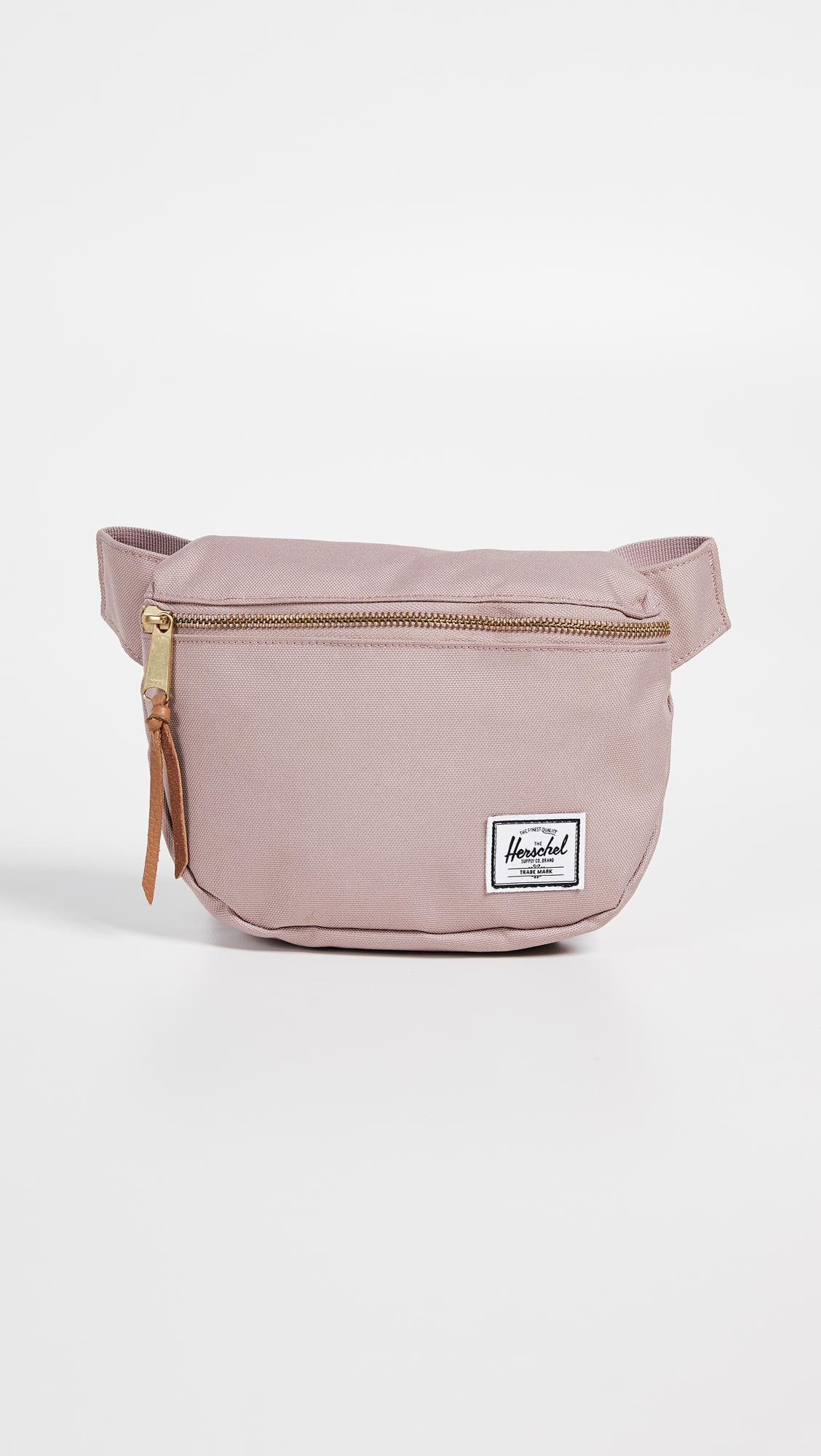 cc0322a0725 Herschel Supply Co. Fifteen Fanny Pack in Pink - Lyst