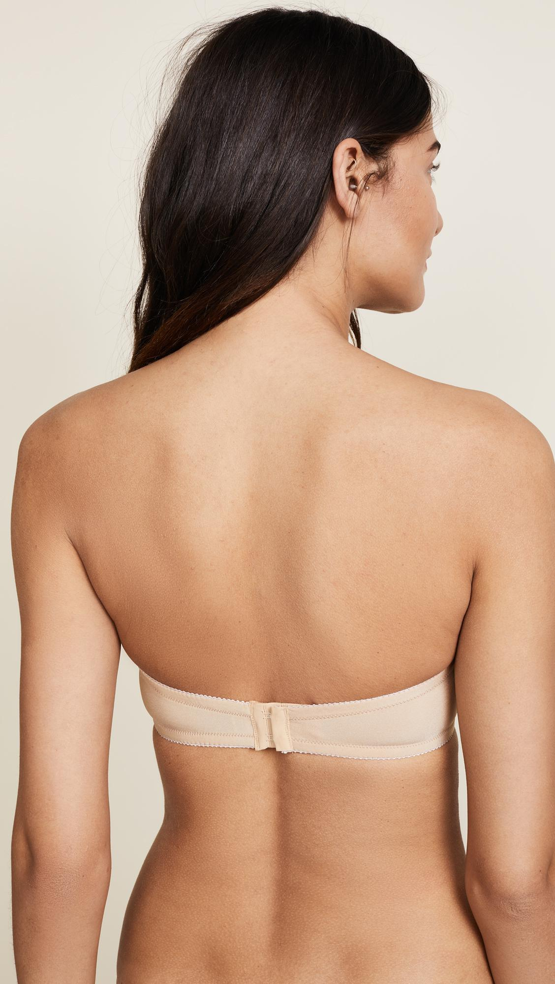 d9c1fce105 Only Hearts - Natural Strapless Convertible Bra - Lyst. View fullscreen