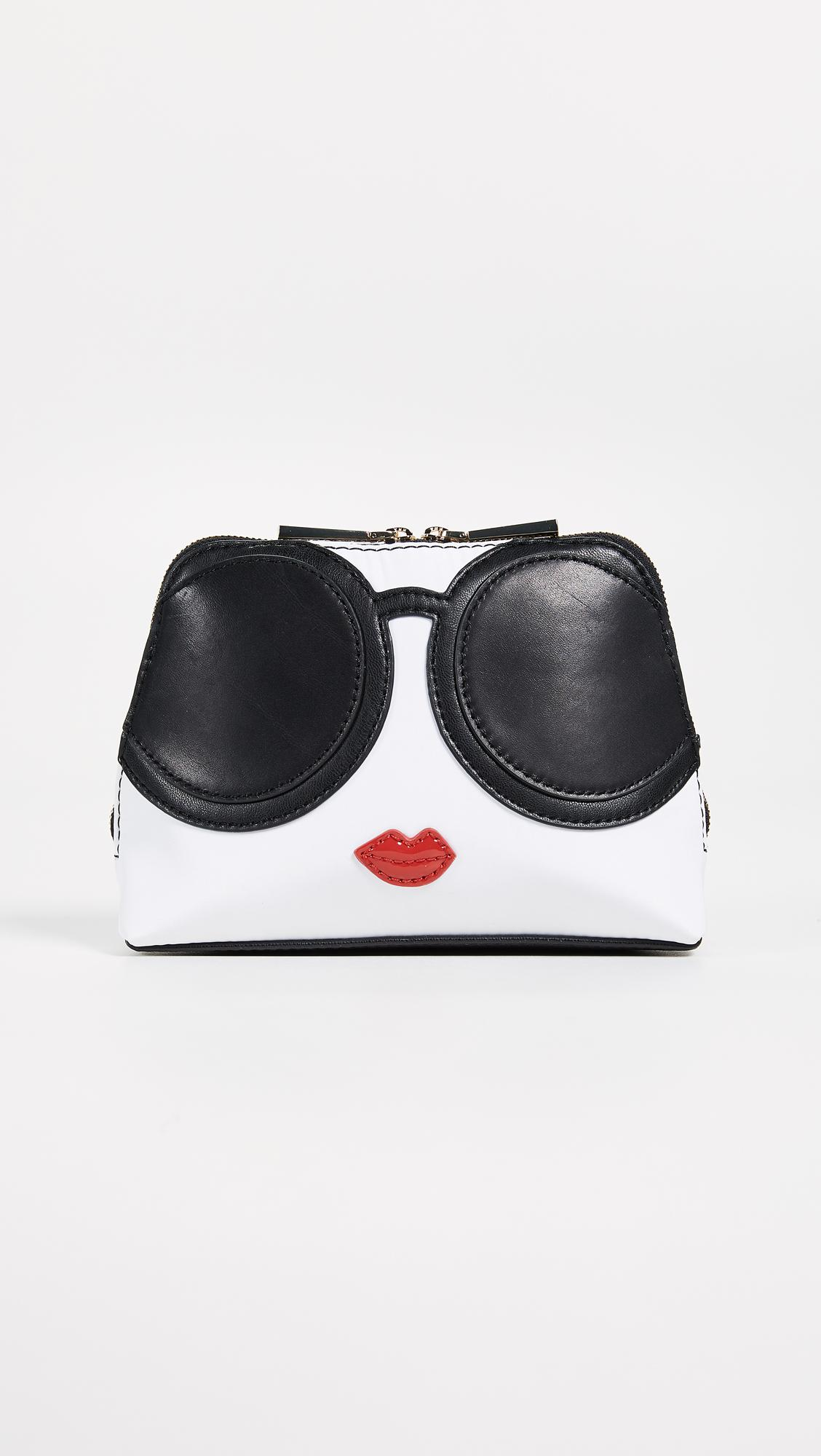 Stace Face Cosmetic Bag Alice & Olivia In China Cheap Online Cheap Sale Clearance Store ZG55LwaO