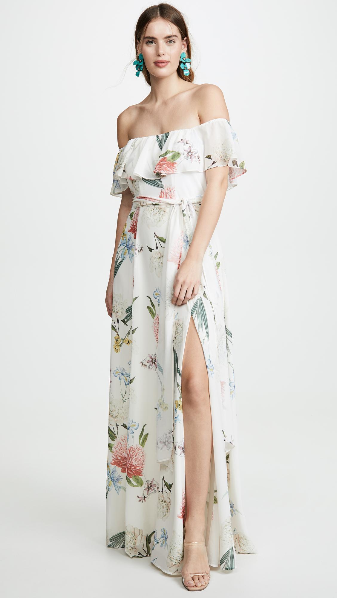 bbfdef6f0716 Yumi Kim. Women's Carmen Maxi Dress