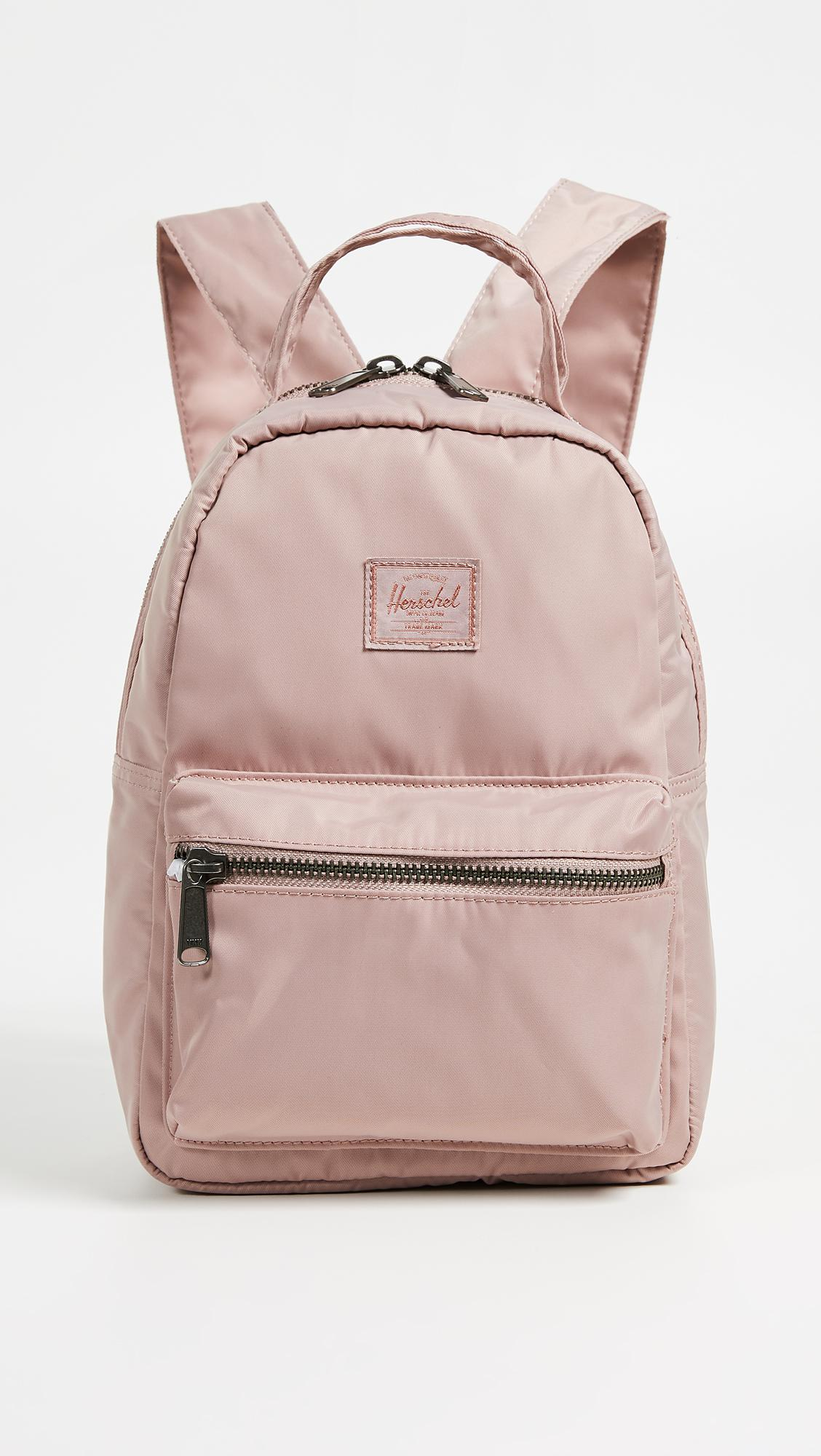Herschel Supply Co. Women s Flight Nova Mini Backpack 0596608e0d