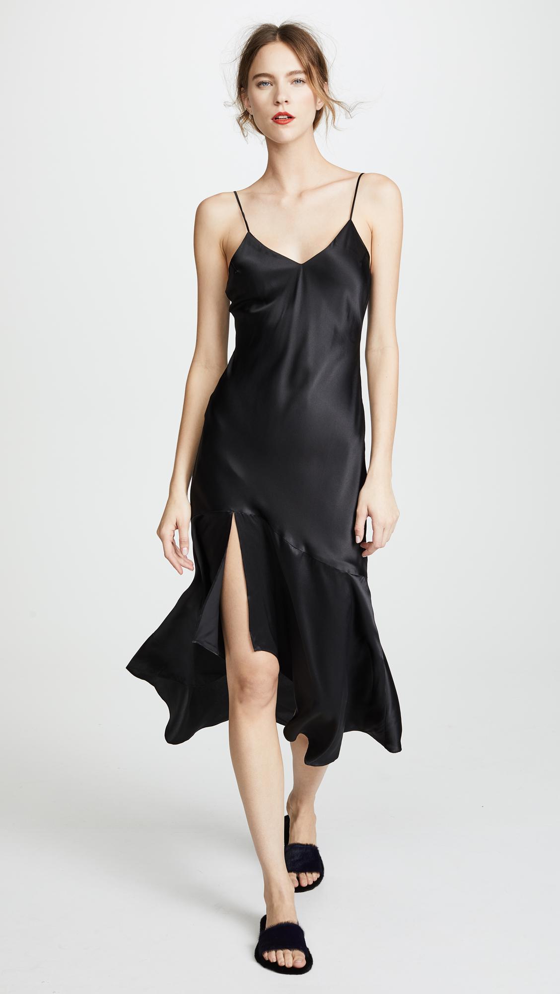 Lyst - Cami Nyc The Sandra Dress in Black