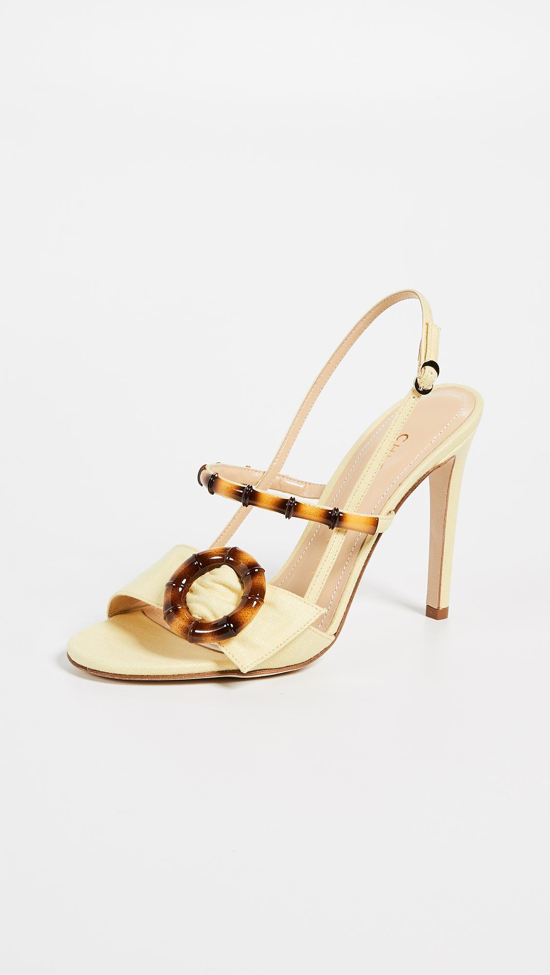 2a2cacae11e94a Chloe Gosselin. Women s Yellow Celeste Sandals.  975  682 From Shopbop