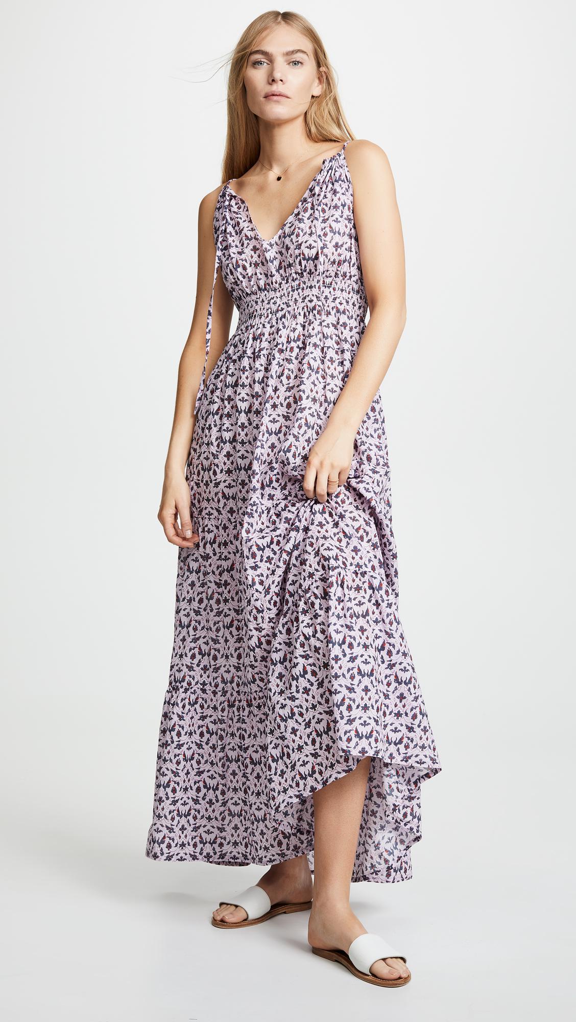 8e91d4a68 Lyst - Roberta Roller Rabbit Tran Valeria Long Dress