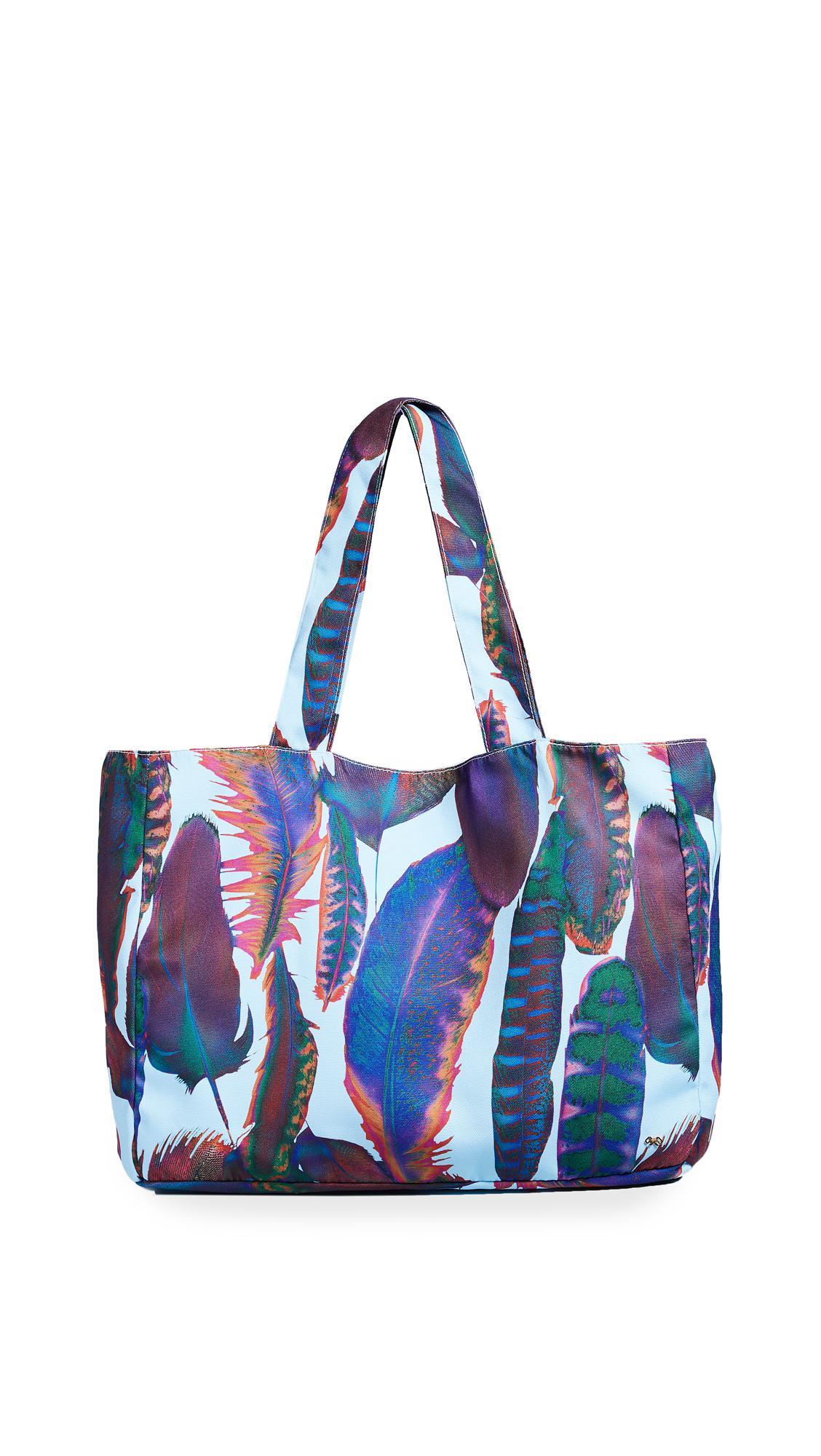 VIDA Tote Bag - Iris Love by VIDA eF37Td
