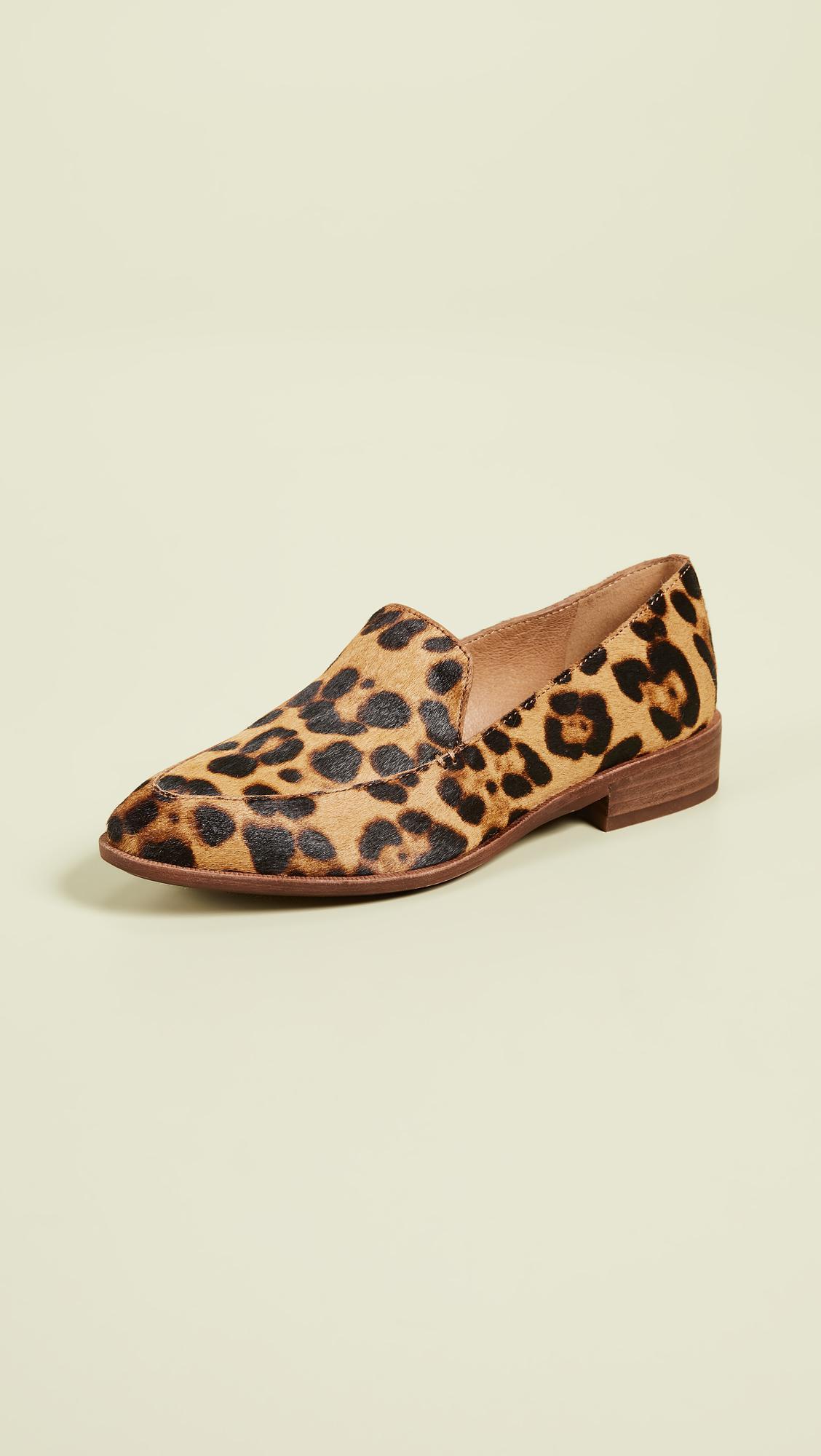 ee66343e17e Madewell. Women s Frances Leopard Loafers