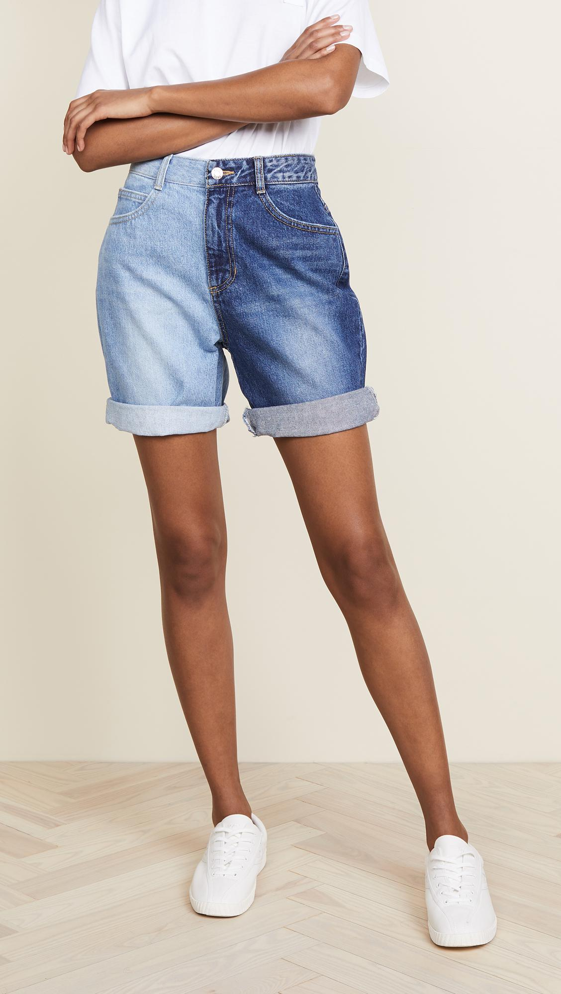 DENIM - Denim shorts Sjyp dkjH658UnT