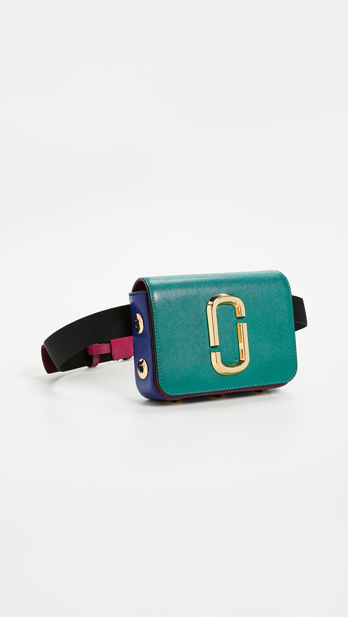 09aca601e88d Marc Jacobs. Women's Hip Shot Buttons Convertible Belt Bag