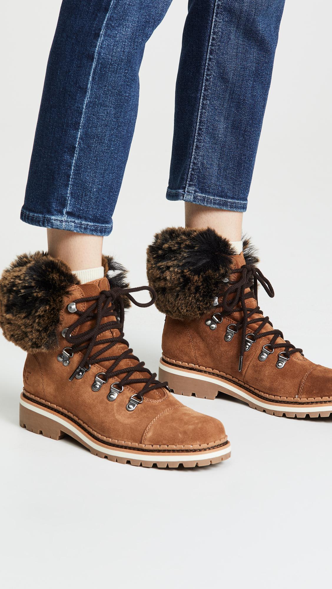 1c5b361bb Sam Edelman - Multicolor Bowen Boots - Lyst. View fullscreen
