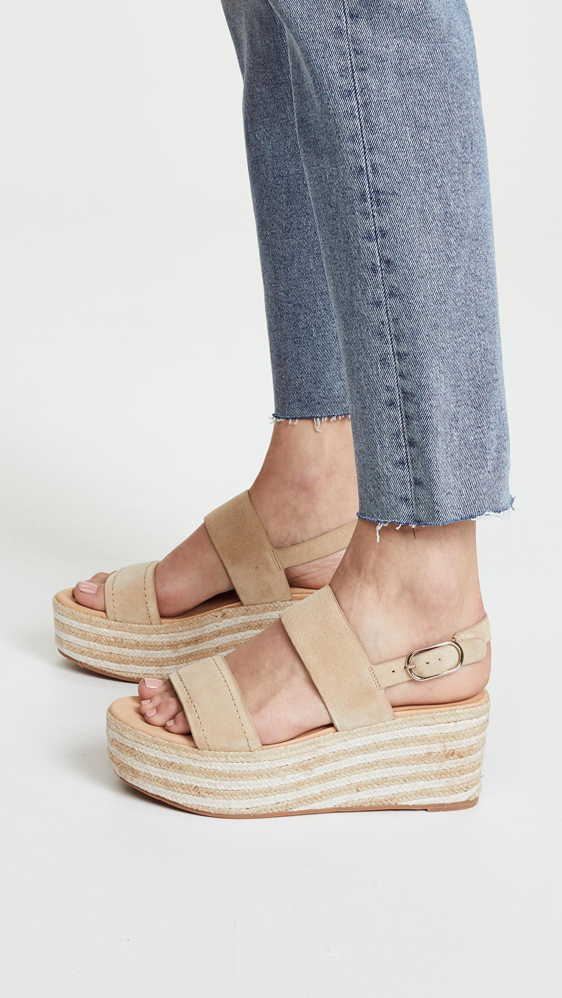 Joie Galicia Platform Wedge Espadrille Sandal yi61nNVF