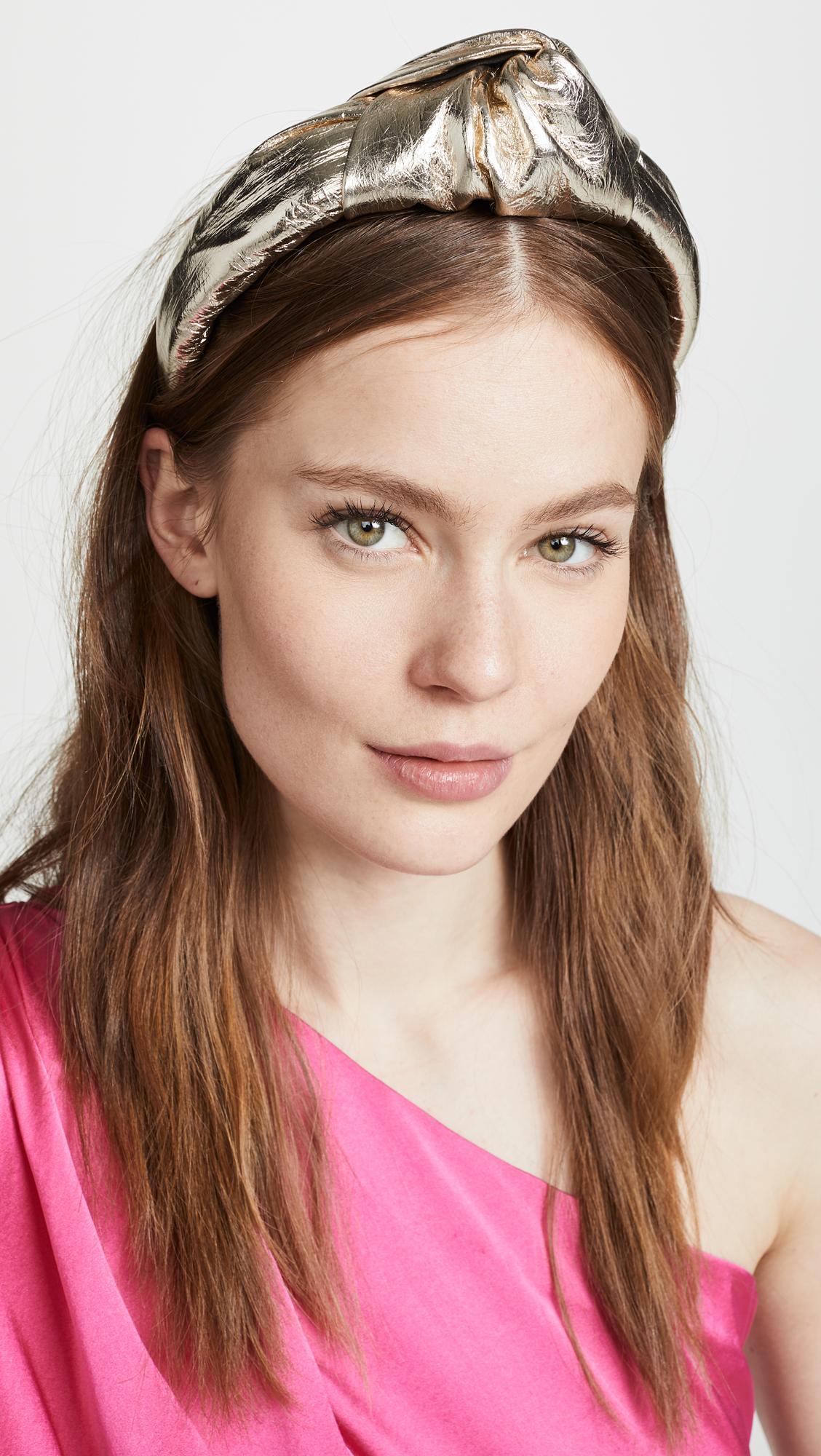 Eugenia Kim - Metallic Maryn Headband - Lyst. View fullscreen 05f54a73e89