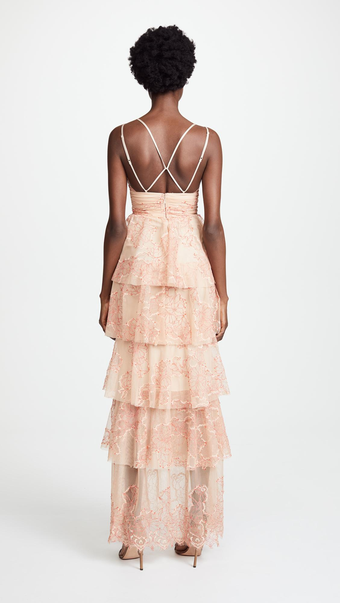 Alice Mccall Love Is Love Gown Lyst