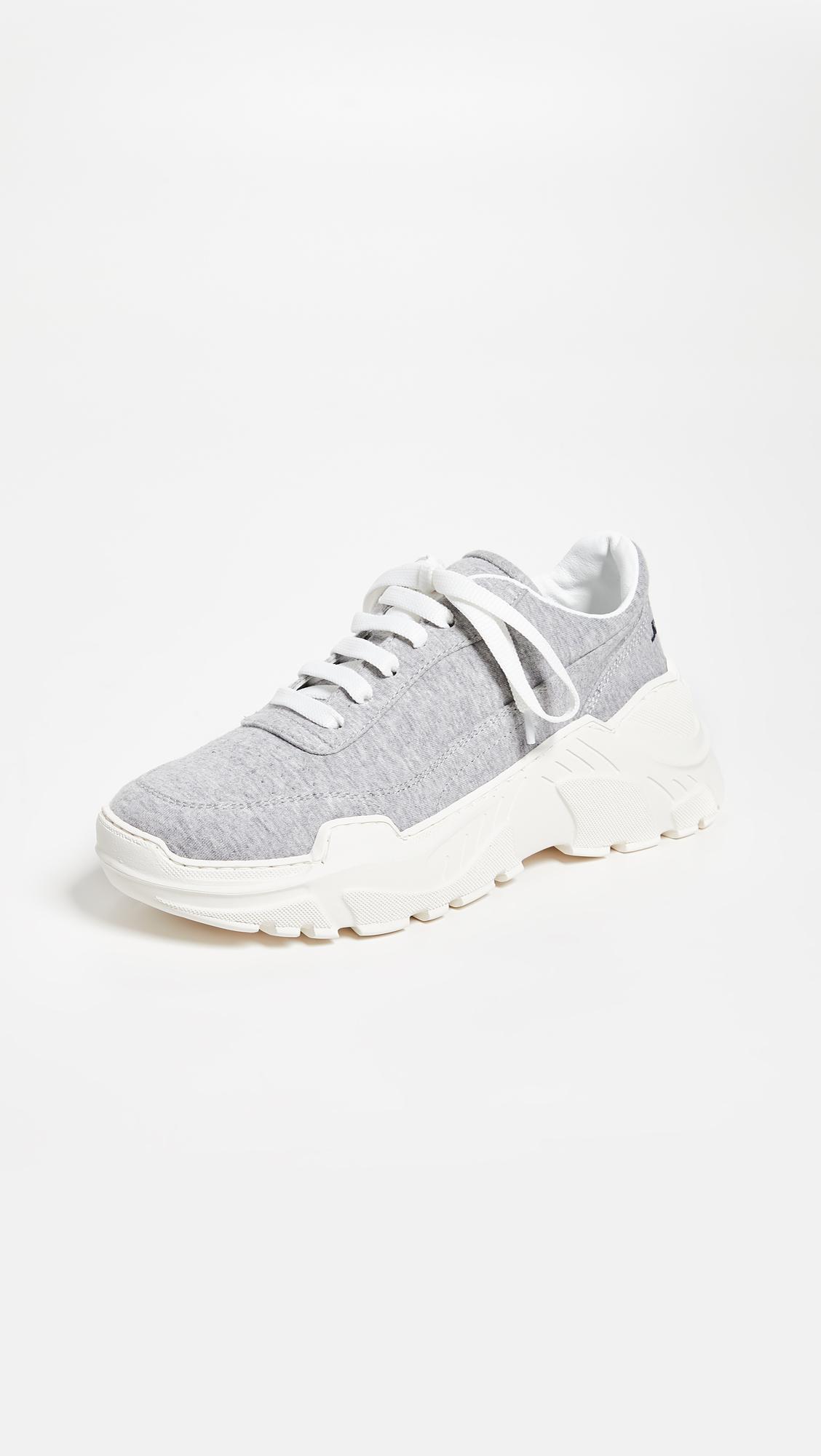 JOSHUA SANDERS Chunky Sole Sneakers Wiki gdjbQVs