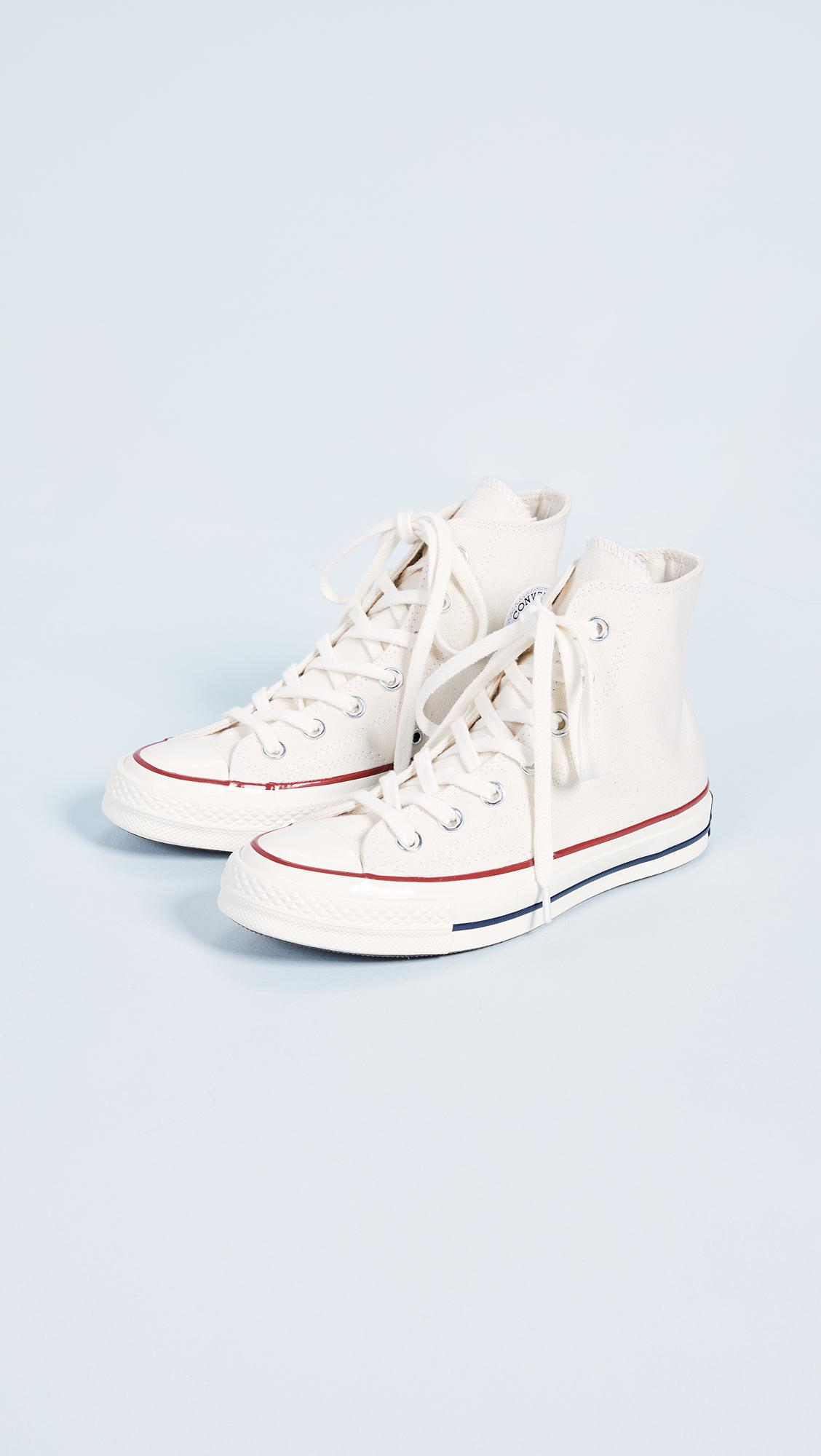 63425ee8ff3c Lyst - Converse All Star  70s High Top Sneakers in White