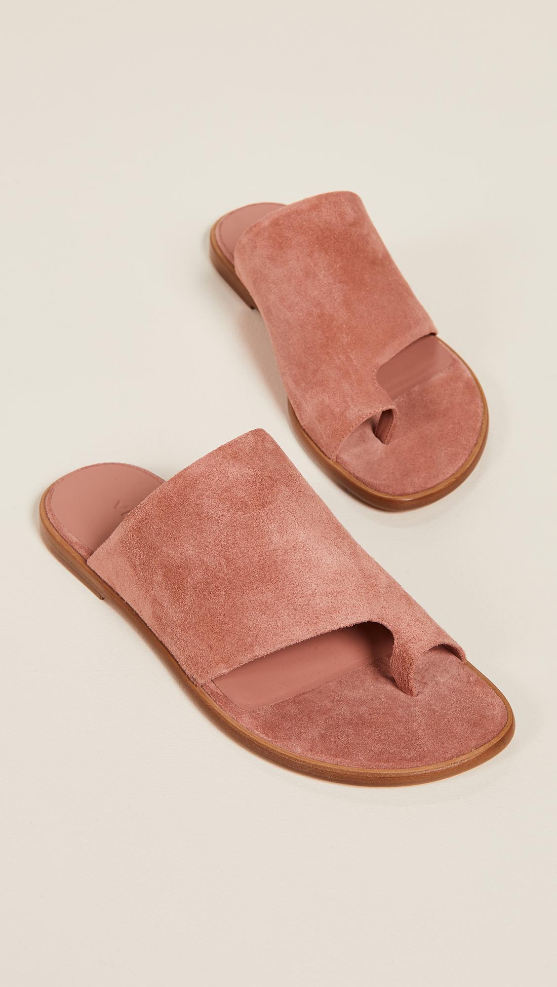 662e31a98028 Vince. Women s Edris Toe Ring Slide Sandals