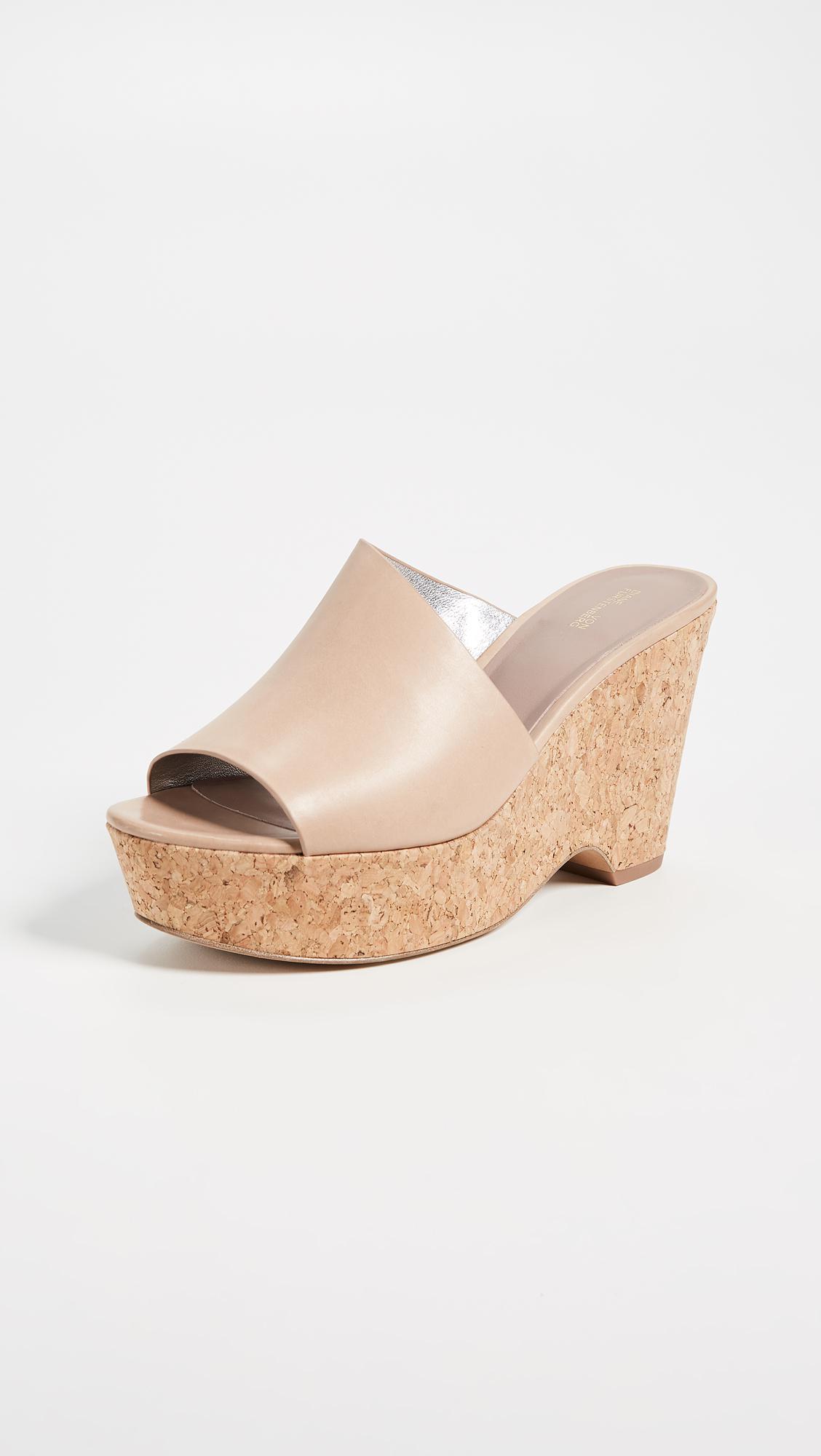 Diane von Furstenberg Women's Bonnie Wedge Slide Sandal BIwQs