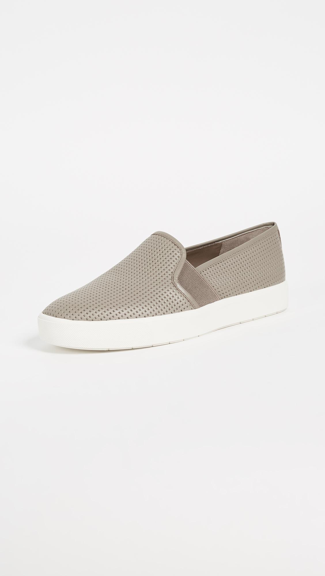 c1b7990b1e72c Lyst - Vince Blair Slip On Sneakers in Gray