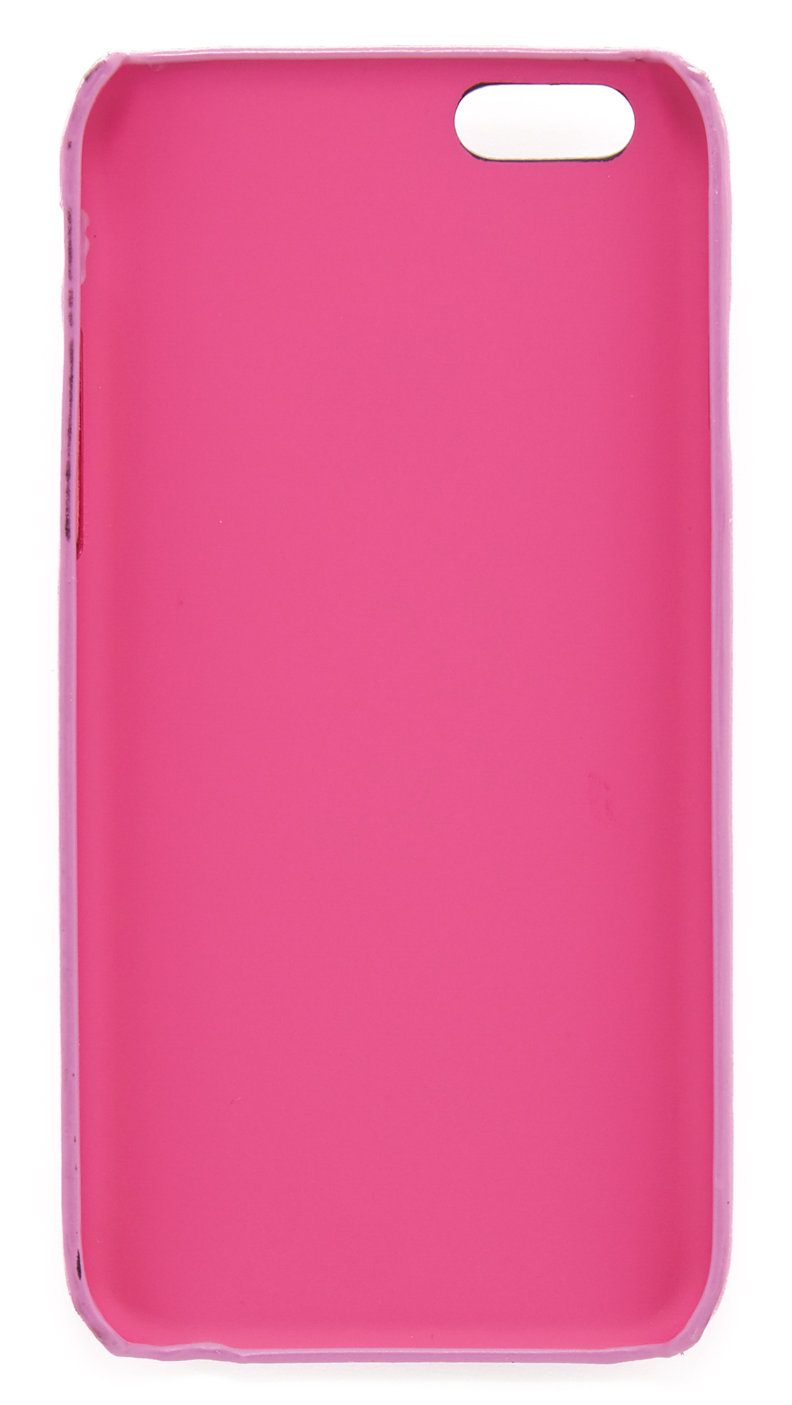 lyst iphoria lining iphone 6 6s case in pink. Black Bedroom Furniture Sets. Home Design Ideas