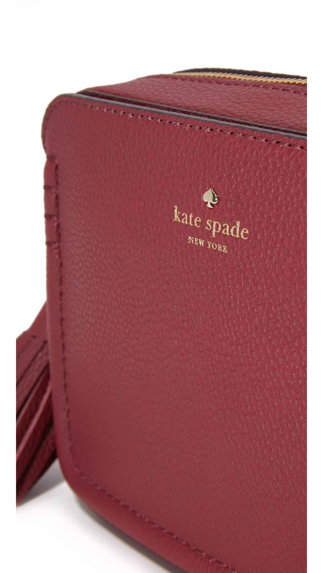 Lyst Kate Spade New York Arla Camera Bag