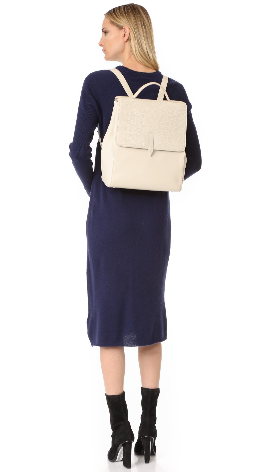 cbc82f951ec Karen Walker Arrow Backpack - Lyst