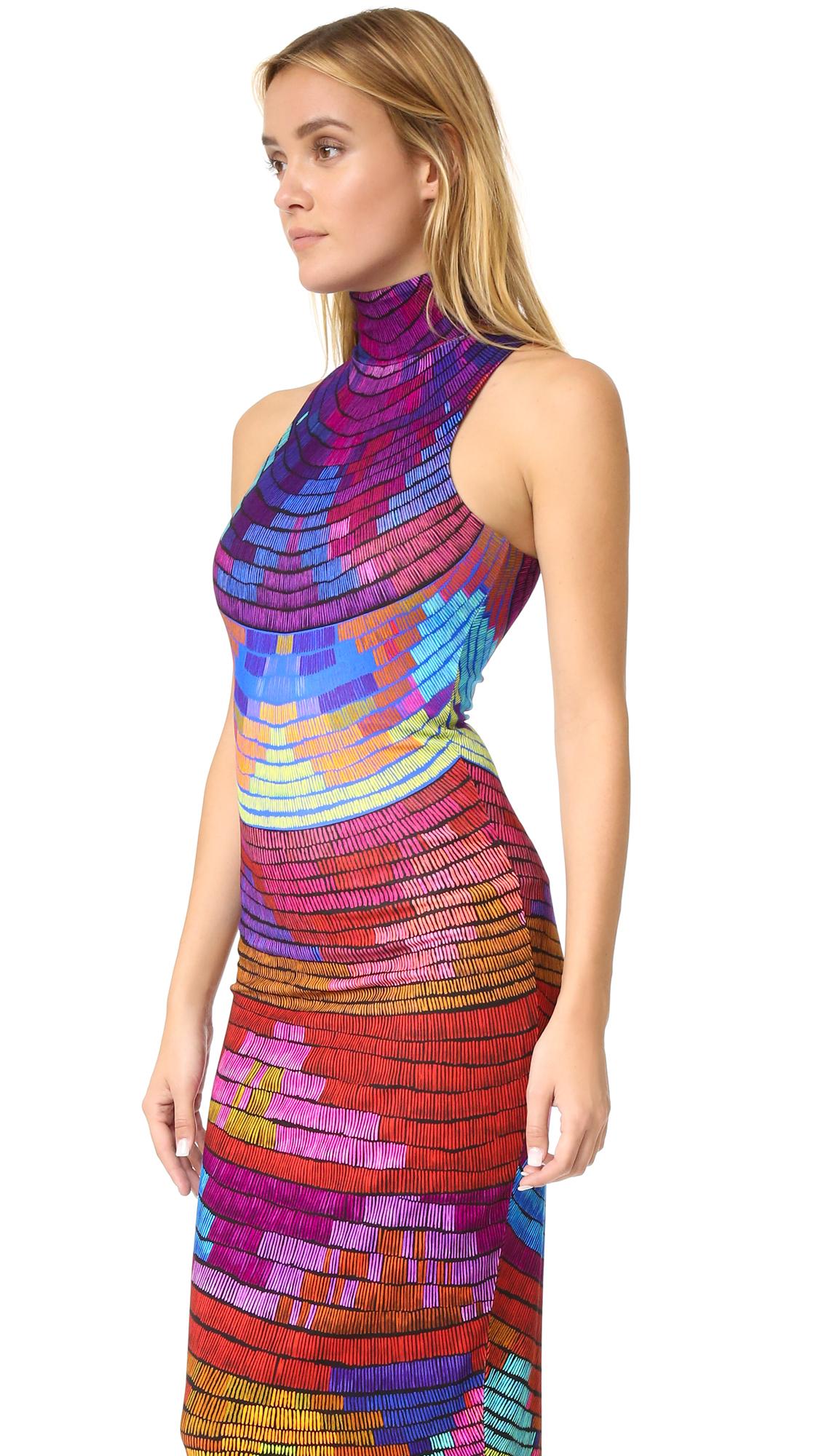 Mara Hoffman Radial Dress Lyst