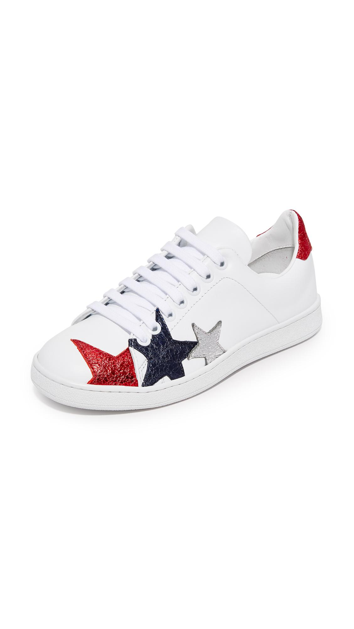Tommy Hilfiger Stars Classic Sneakers In White Lyst