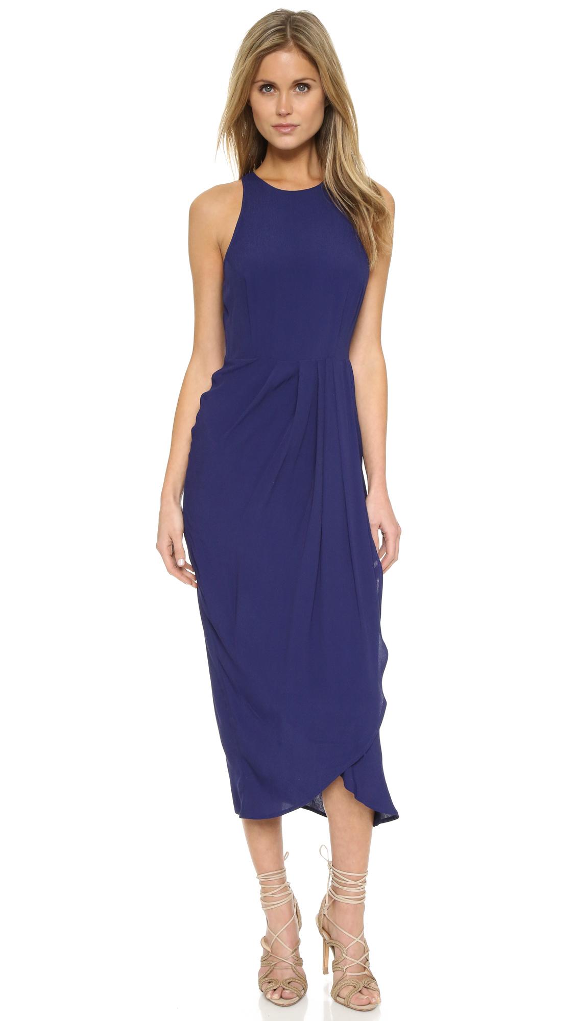 Yumi kim So Social Dress in Blue