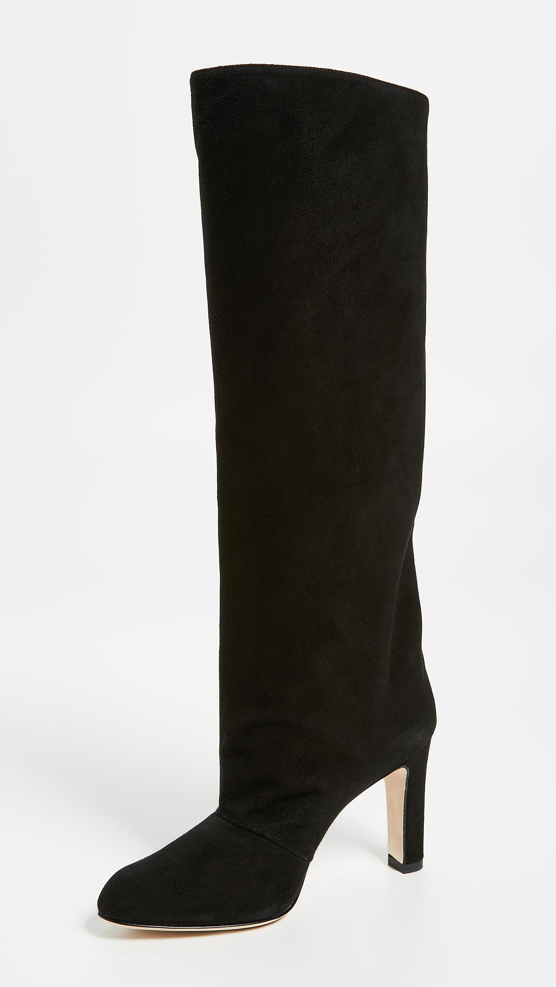 Margar In Tall Marskinryyppy Boots Lyst Black zw57qzC
