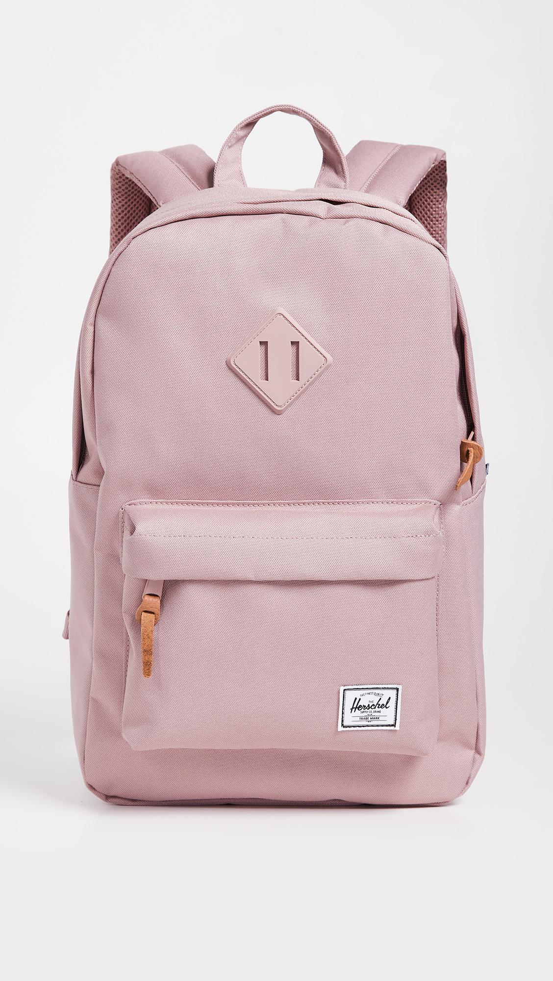 671e65fc4e40 Lyst - Herschel Supply Co. Heritage Mid Volume Backpack in Pink
