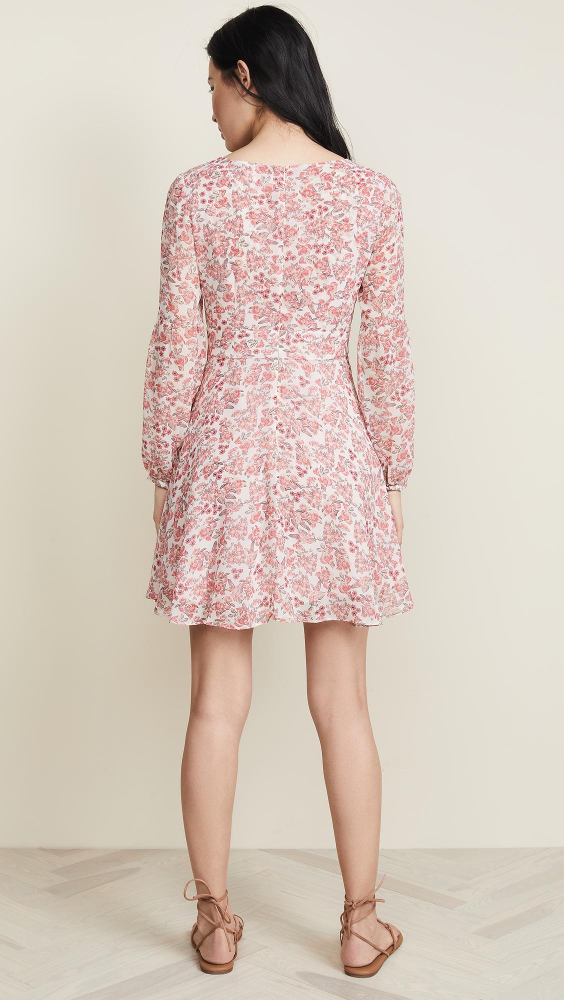 eda387640c BB Dakota - Pink Sunday Brunch Dress - Lyst. View fullscreen