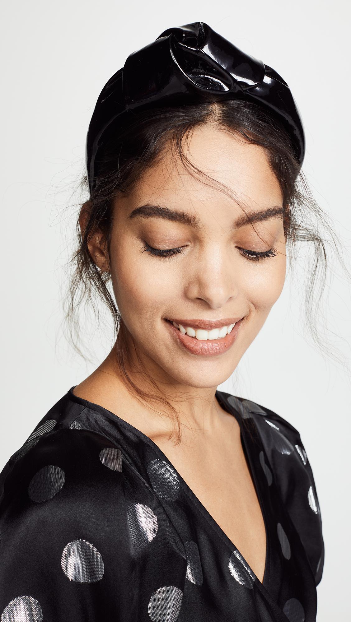 Eugenia Kim - Black Maryn Headband - Lyst. View fullscreen 9106bccb279