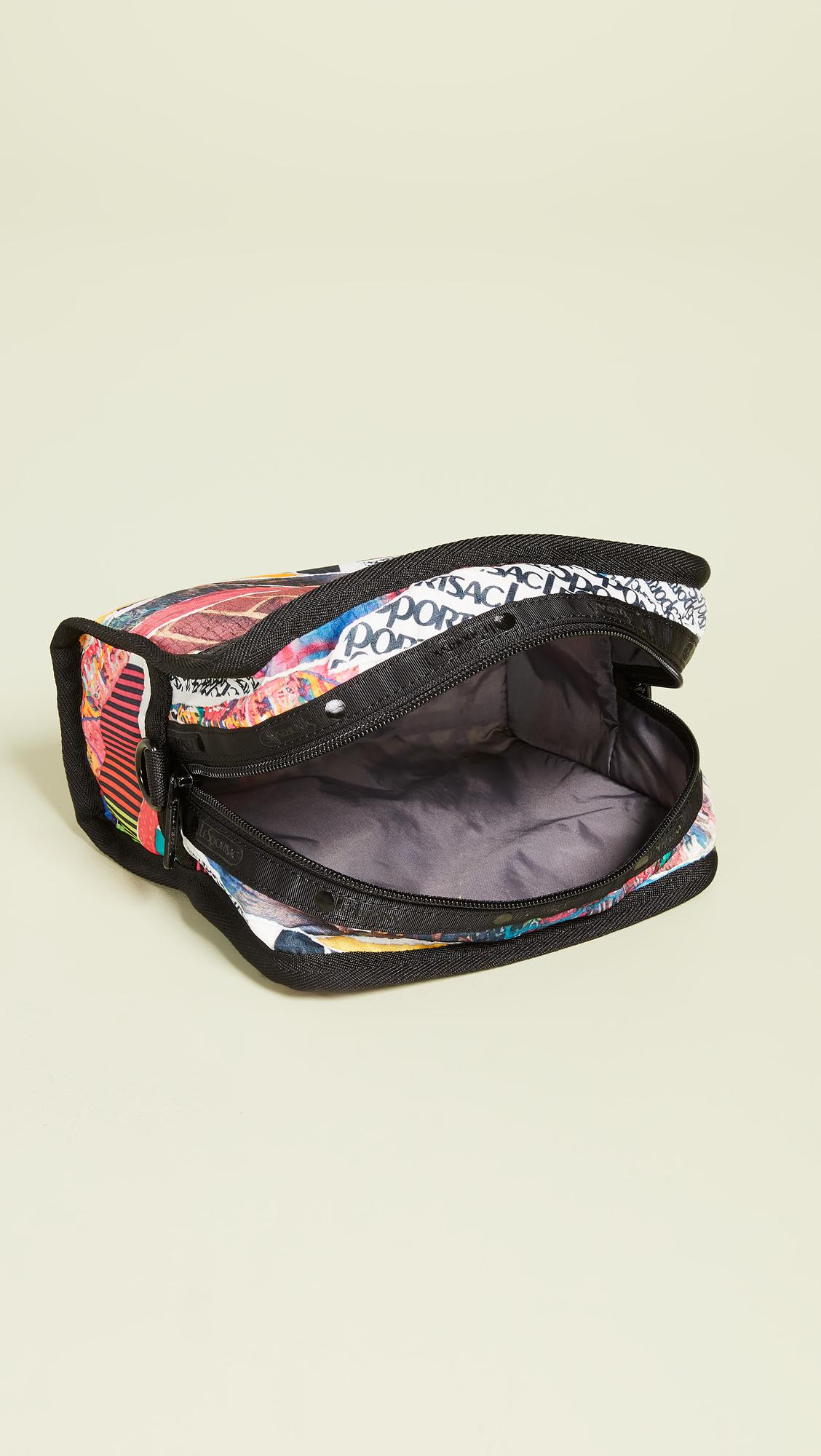 c6e79d065493 LeSportsac - Multicolor Taylor North / South Cosmetic Bag - Lyst